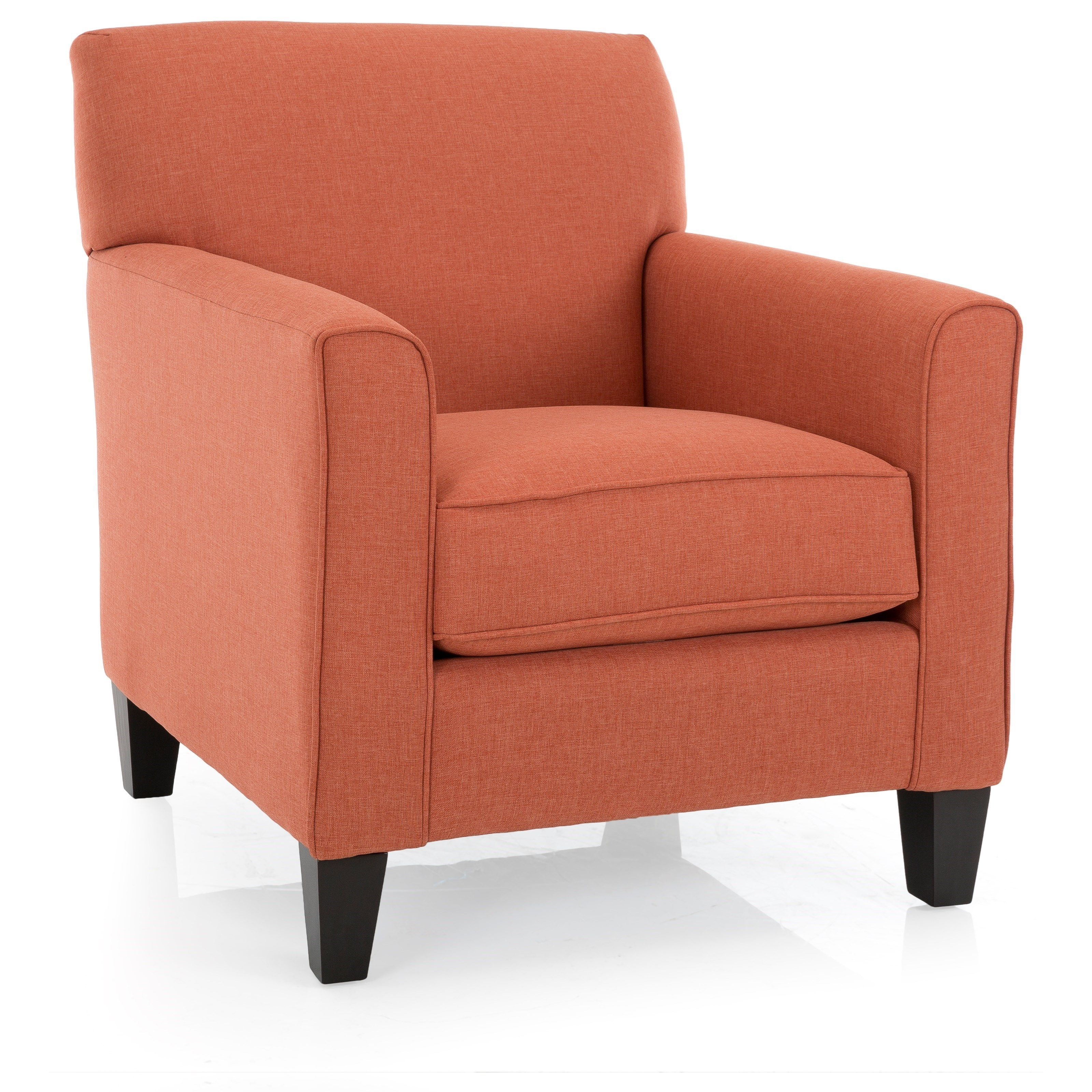 2468 Transitional Accent Chair by Decor-Rest at Johnny Janosik