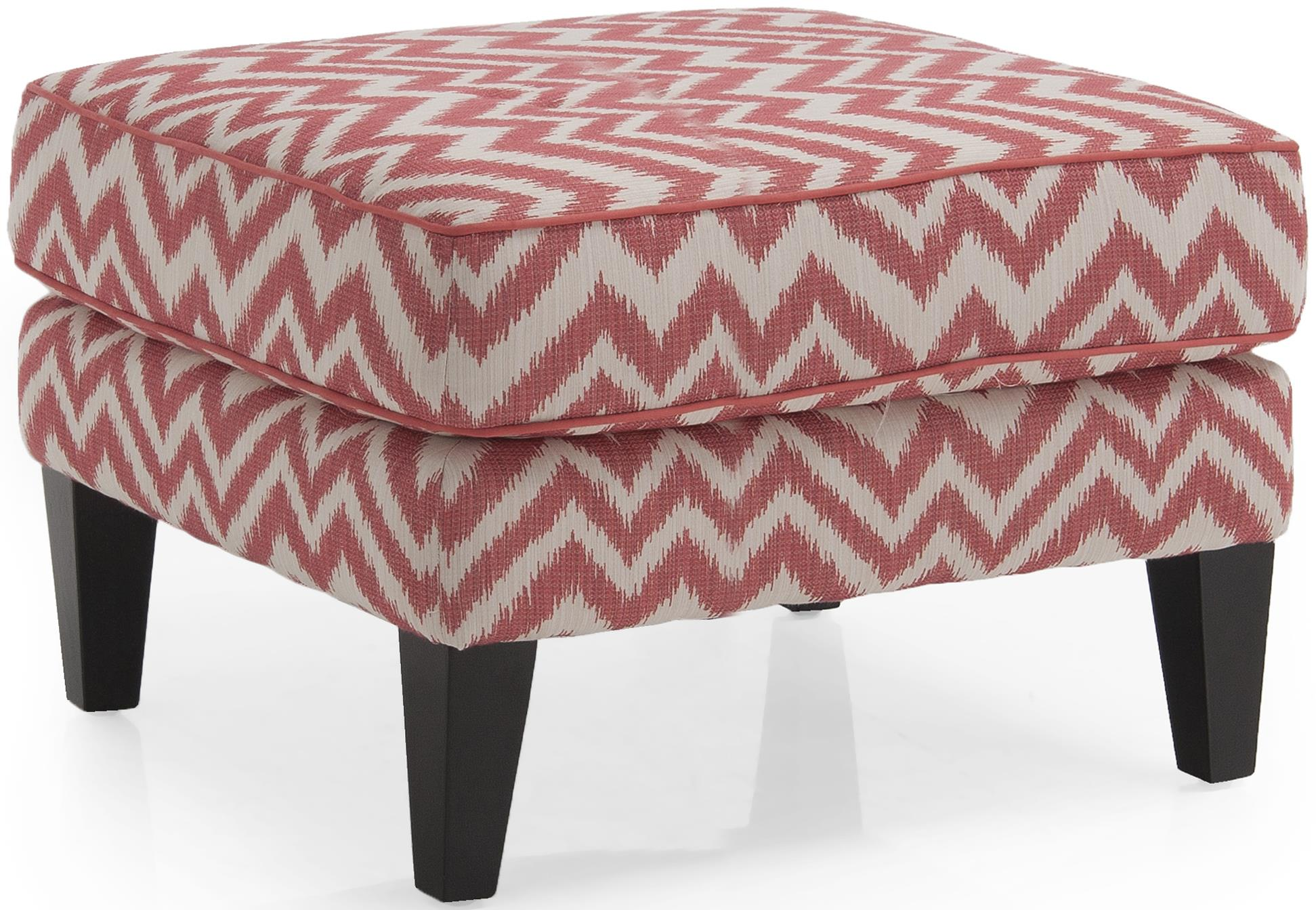 2468 Ottoman by Decor-Rest at Upper Room Home Furnishings