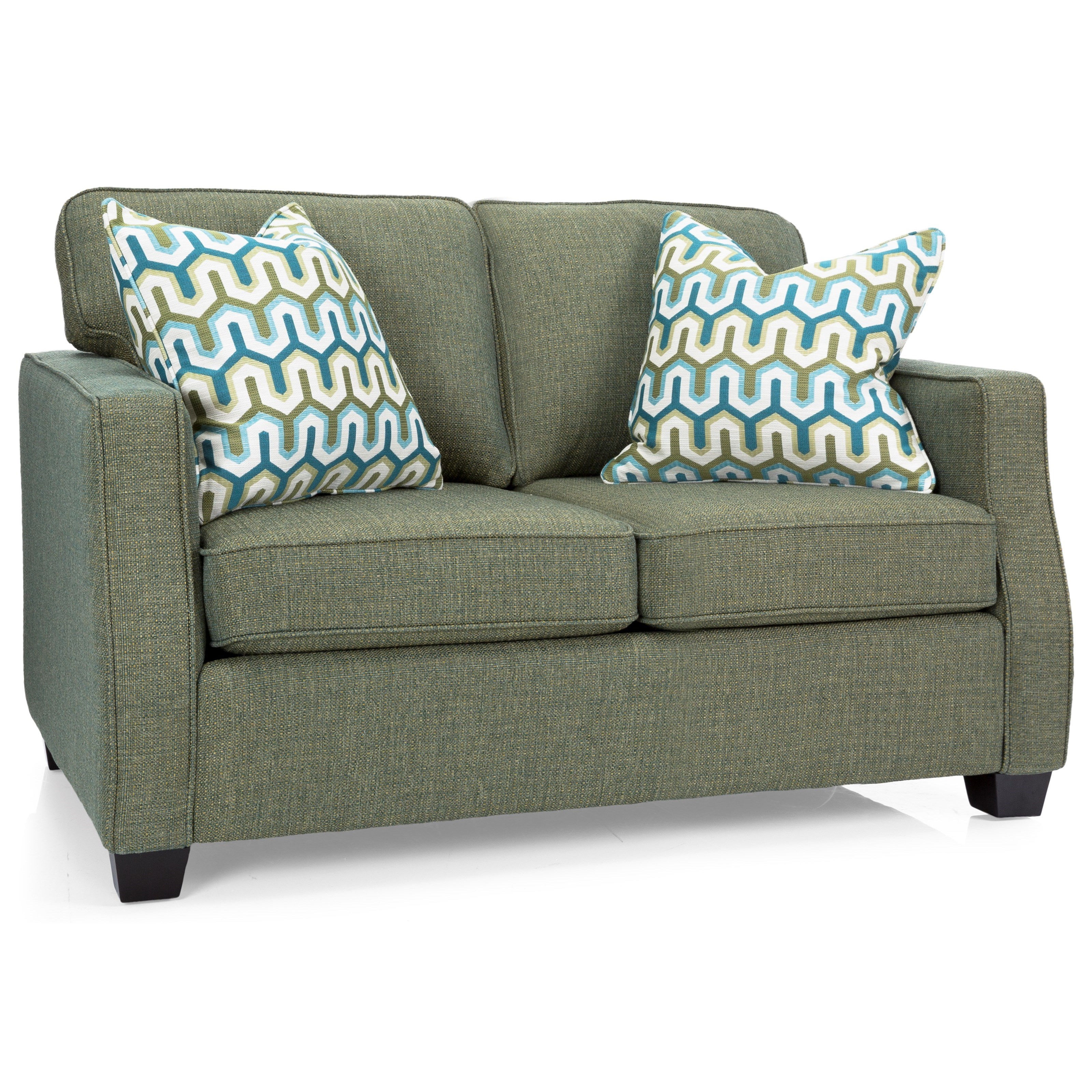 2570 Loveseat by Decor-Rest at Upper Room Home Furnishings
