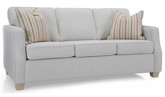 2570 Sofa by Decor-Rest at Johnny Janosik