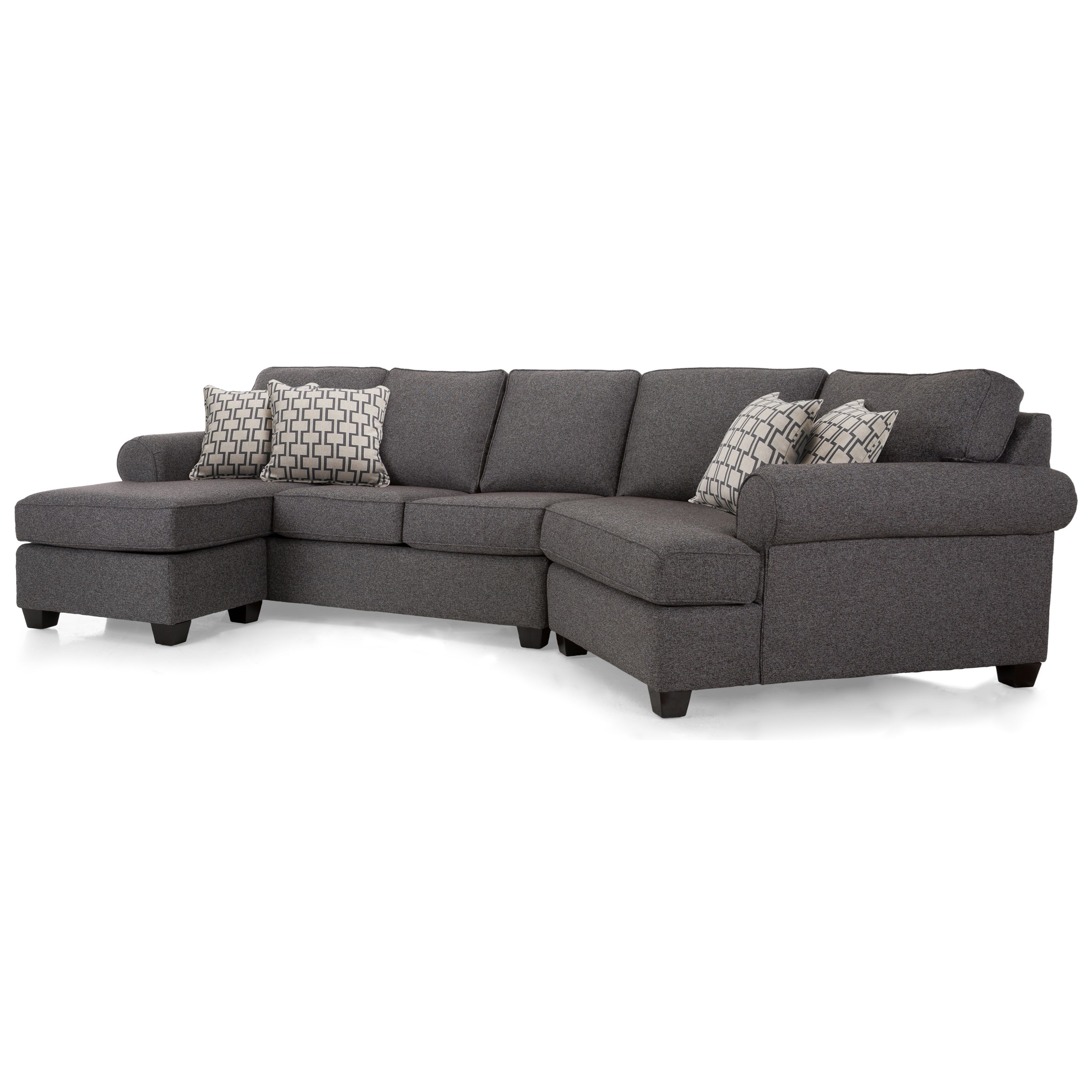2576 Sectional by Decor-Rest at Stoney Creek Furniture