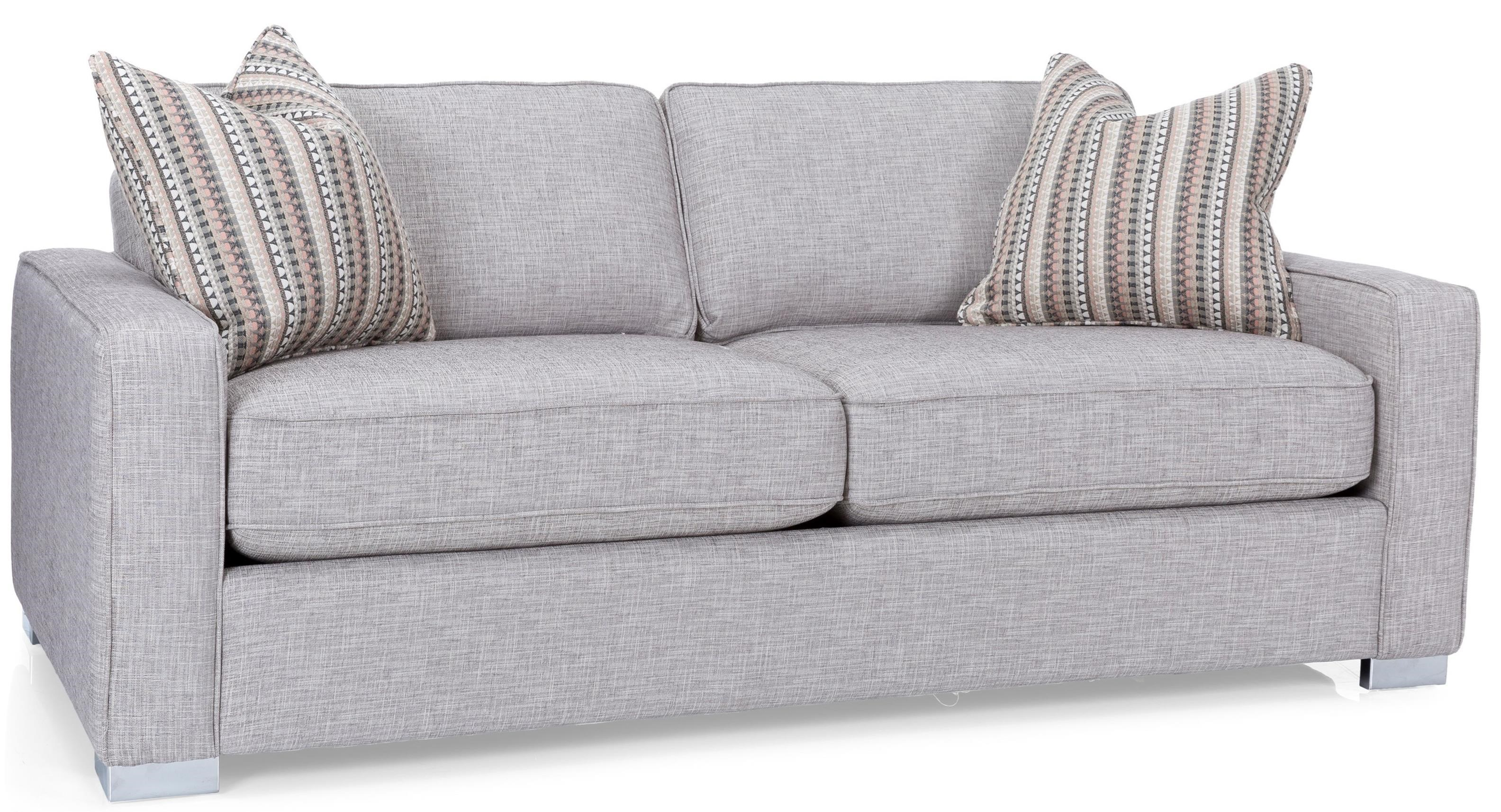 2591 Loveseat by Decor-Rest at Upper Room Home Furnishings