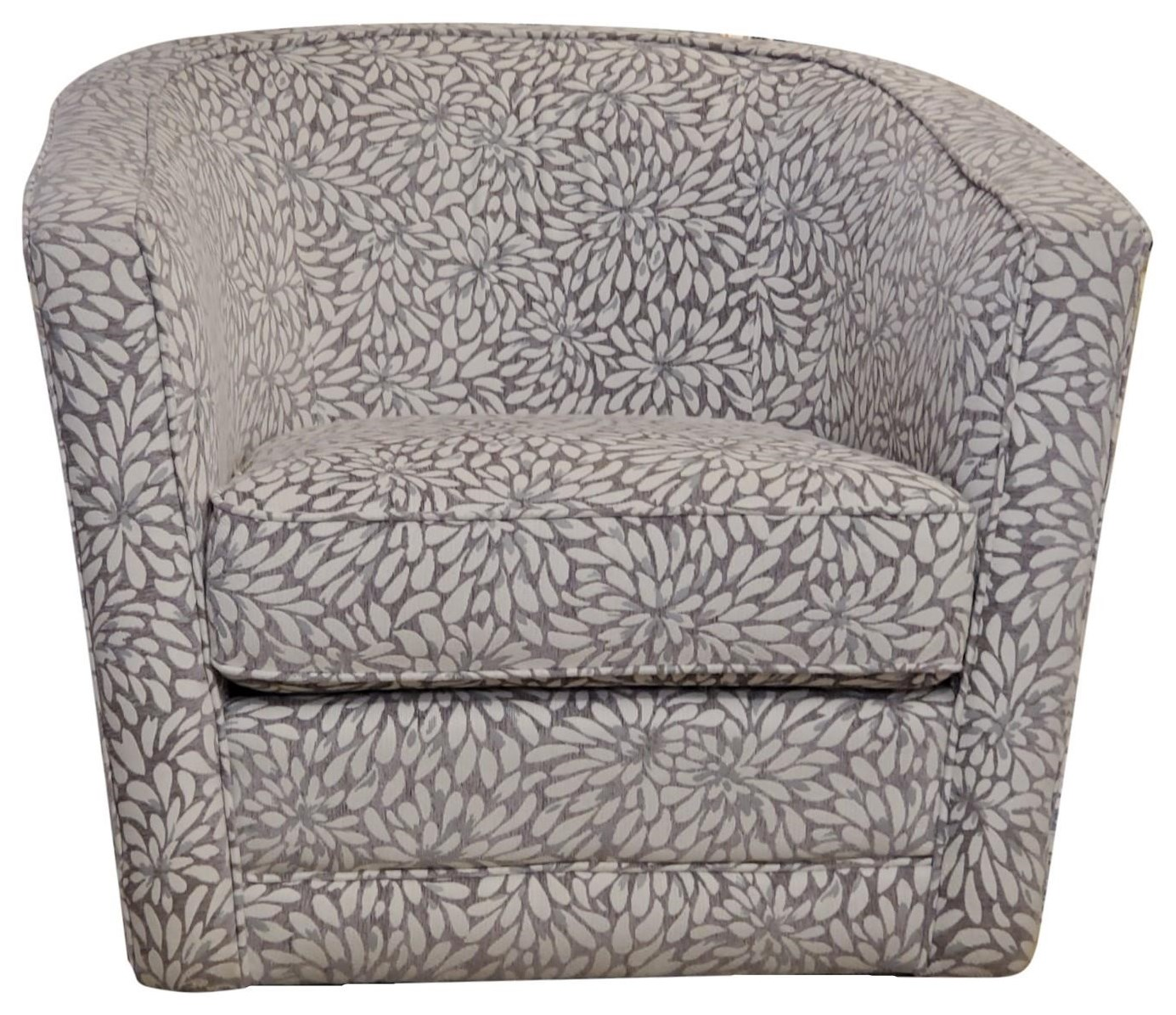 2693 Swivel Chair by Decor-Rest at Upper Room Home Furnishings