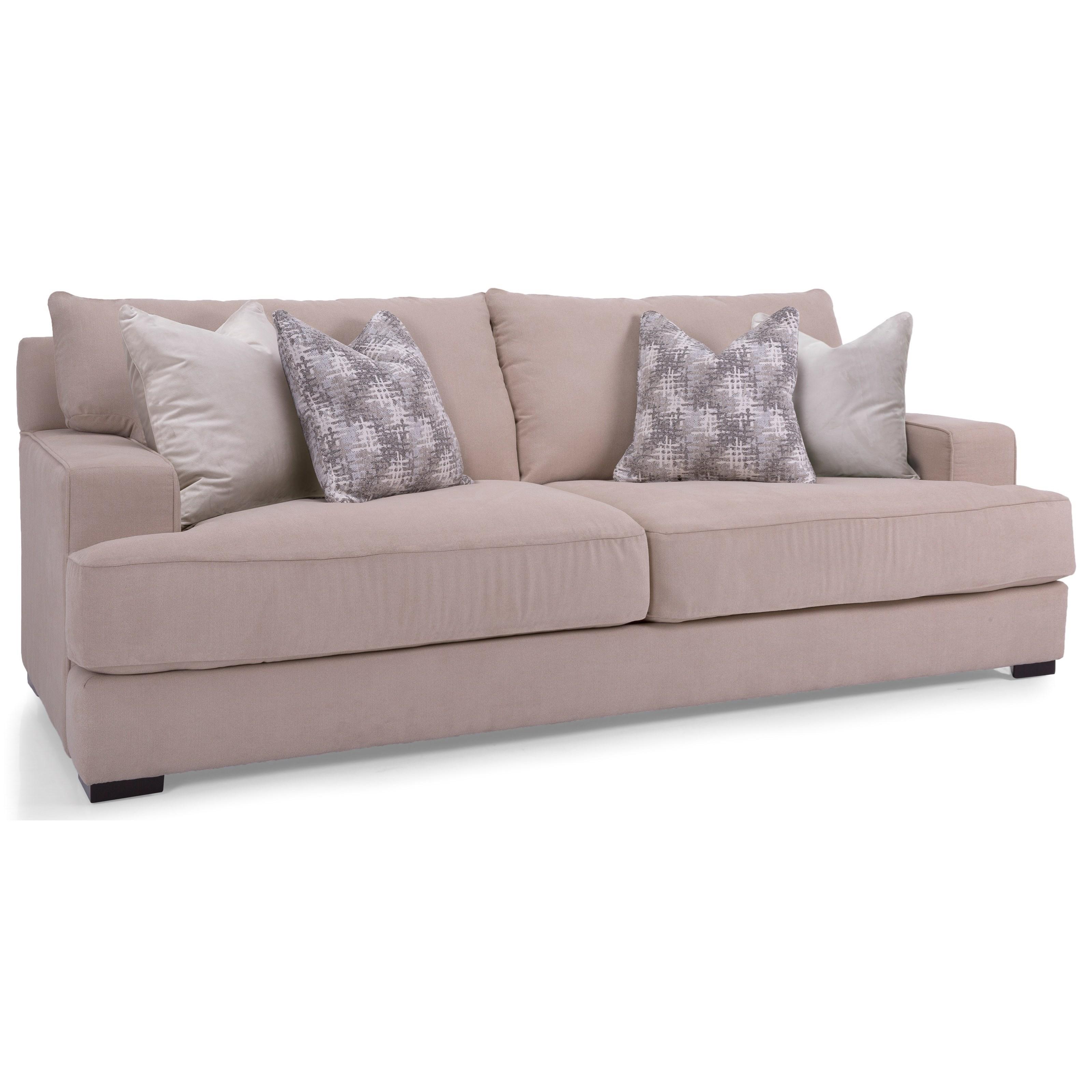 2702 Sofa by Decor-Rest at Johnny Janosik