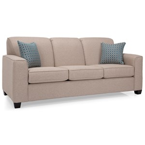 Queen Sofa Sleeper with Track Arms