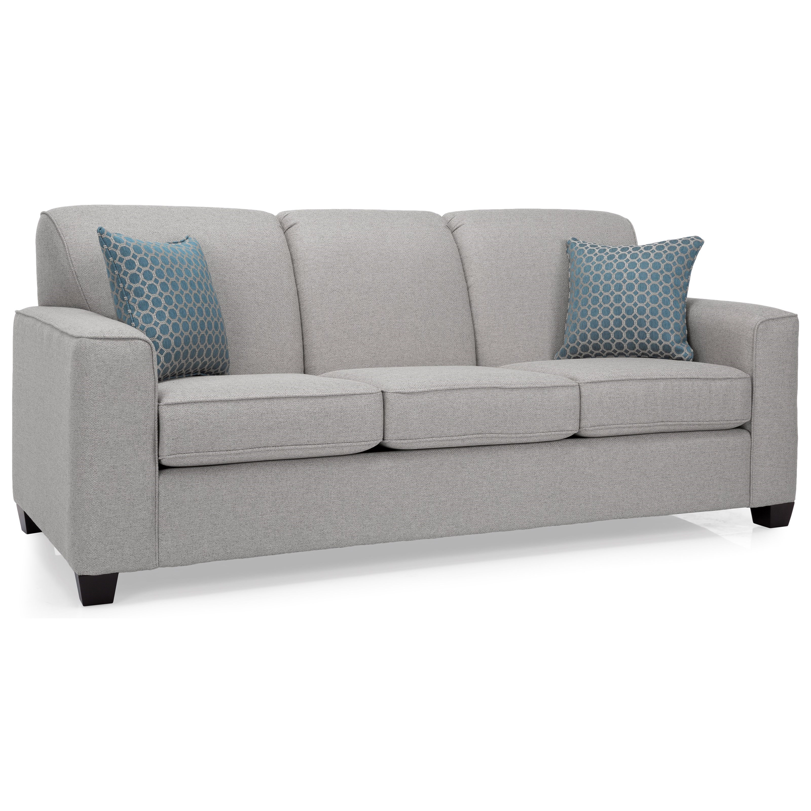 2705 Sofa by Decor-Rest at Steger's Furniture