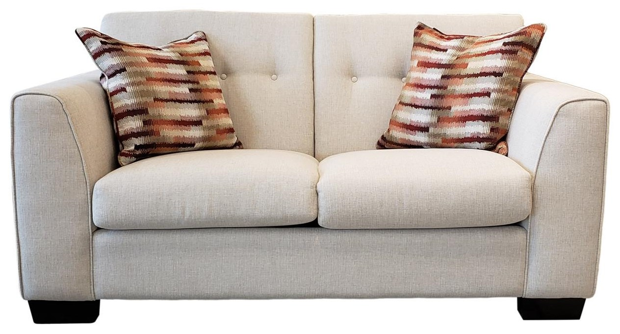 2713 Loveseat by Decor-Rest at Upper Room Home Furnishings