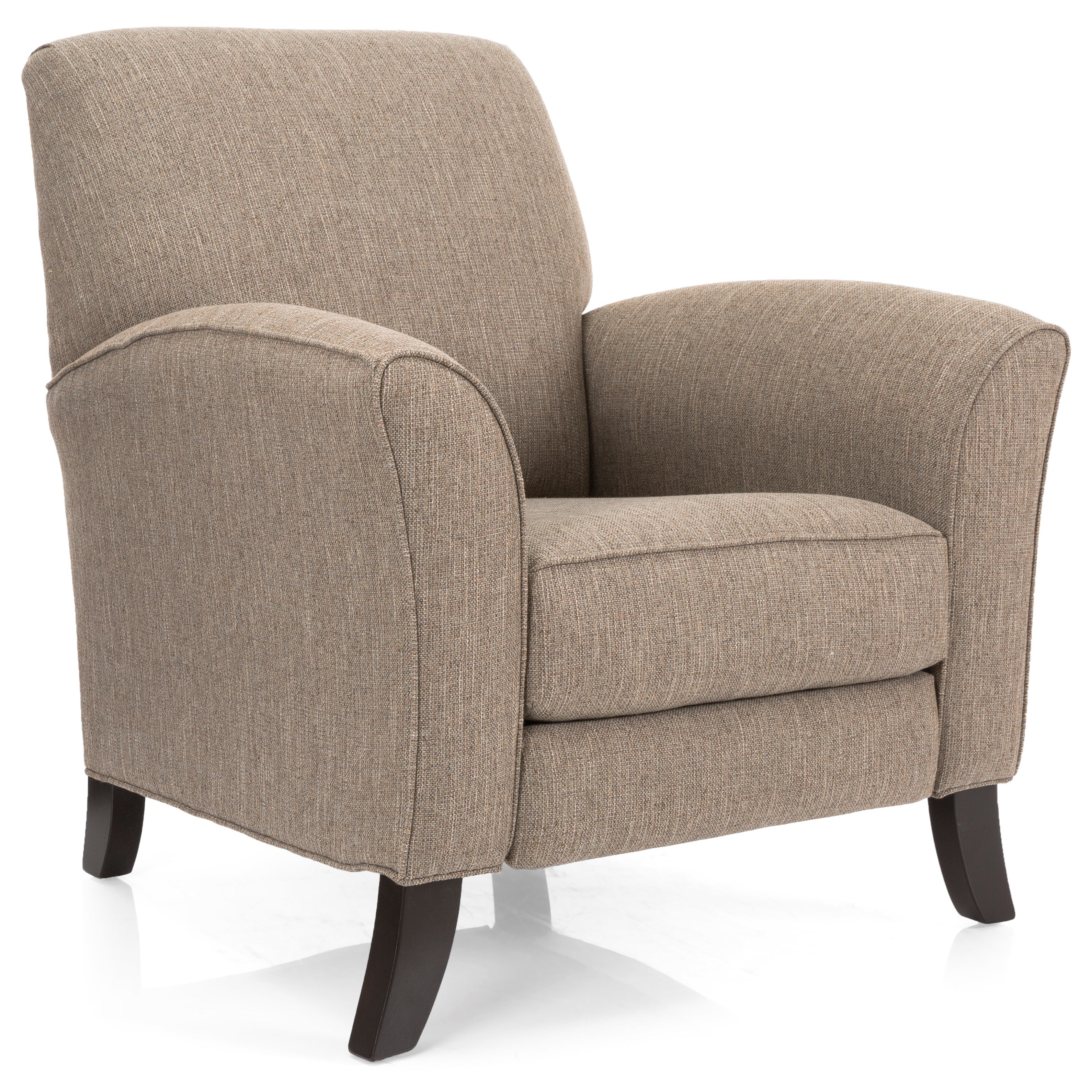 Melissa Push Back Recliner by Taelor Designs at Bennett's Furniture and Mattresses