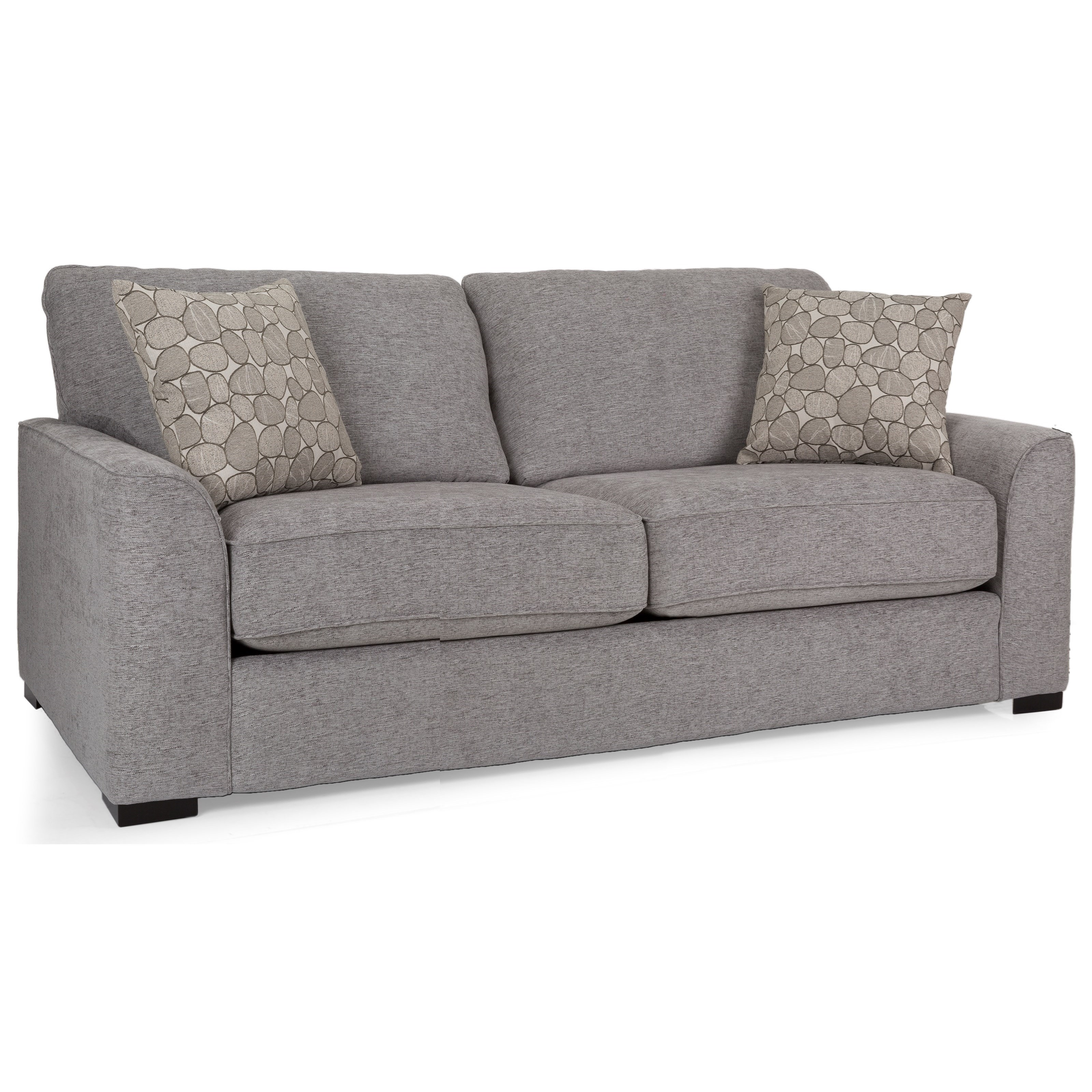 2786 Loveseat by Decor-Rest at Johnny Janosik