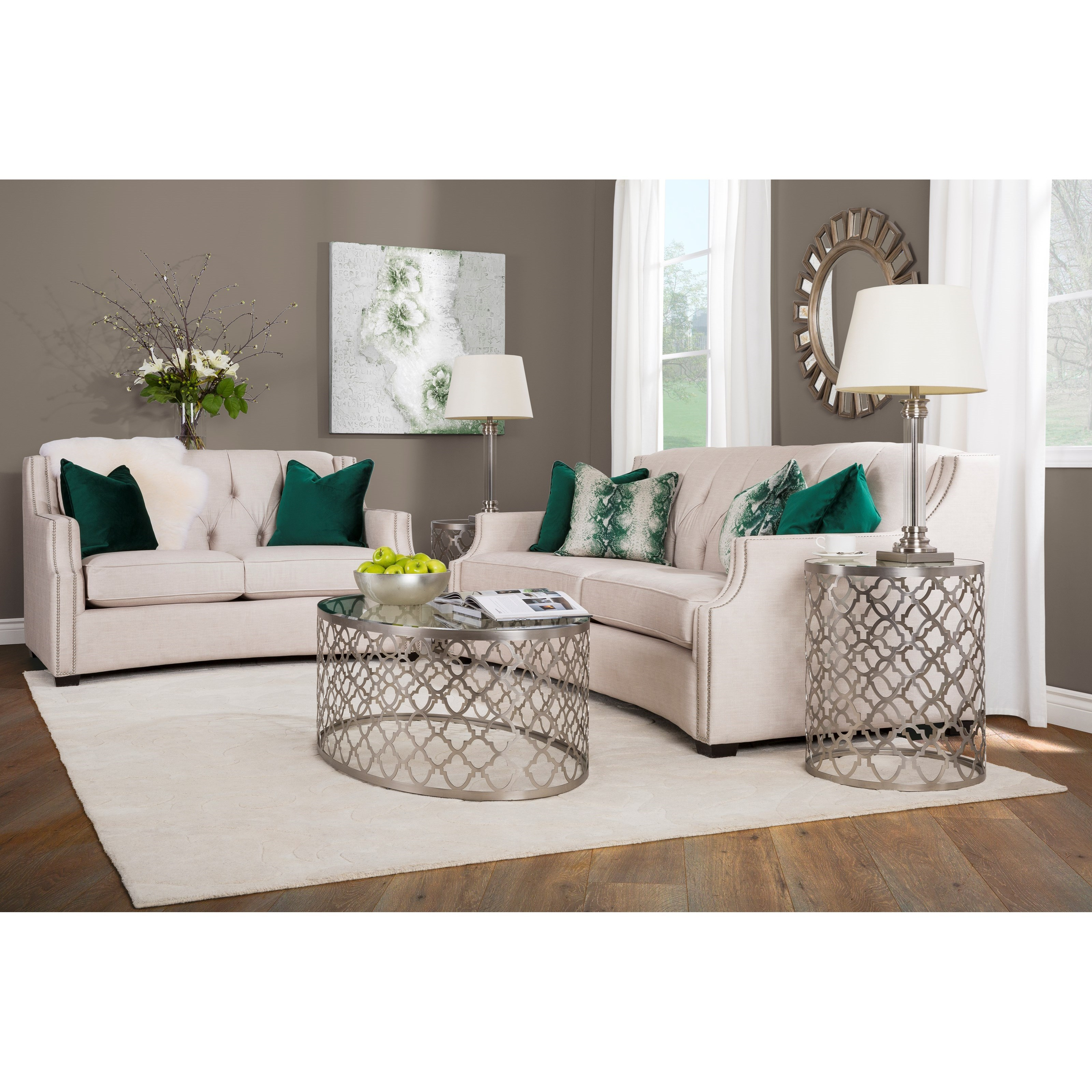 2789 Living Room Group by Decor-Rest at Rooms for Less