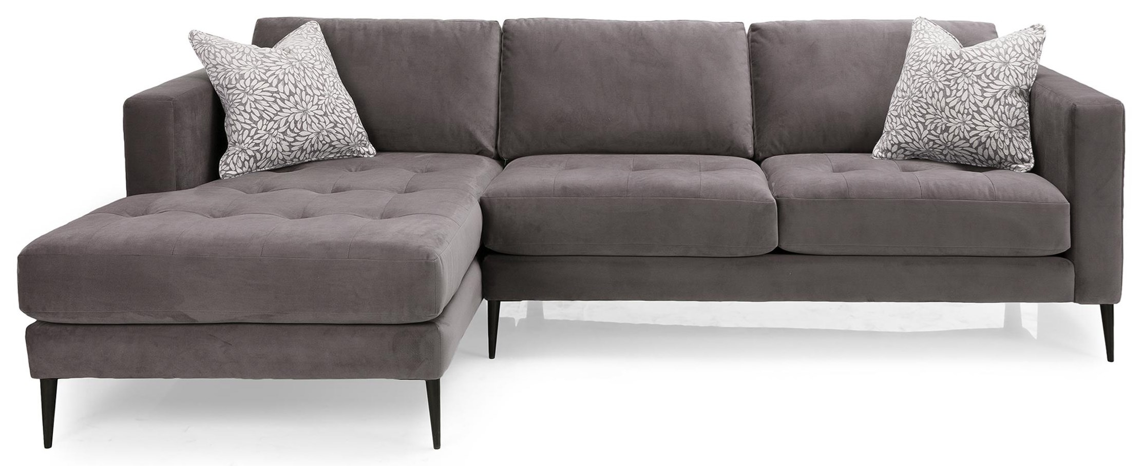 2795 2 PIECE SECTIONAL by Decor-Rest at Johnny Janosik