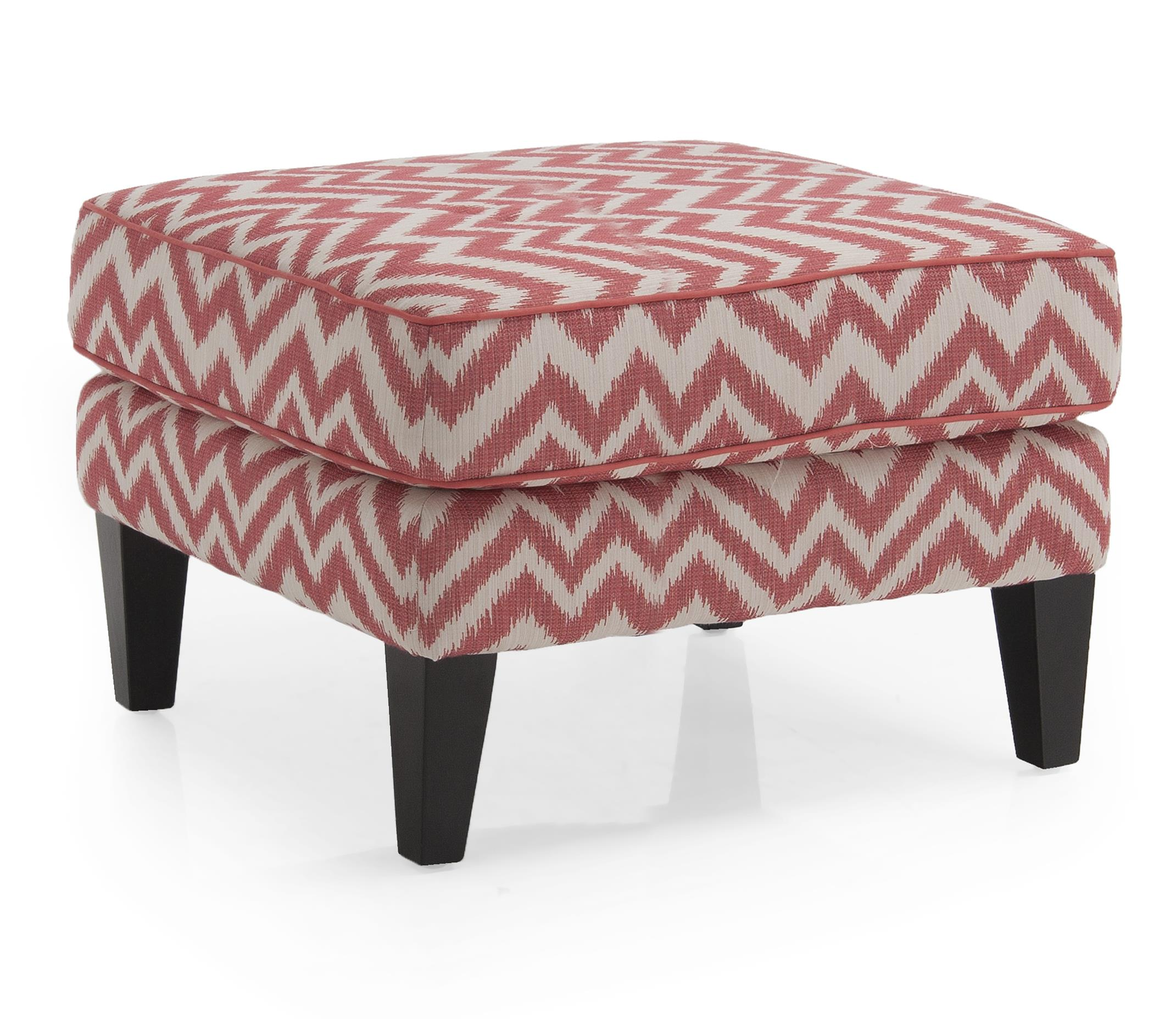 2825 Ottoman by Decor-Rest at Reid's Furniture