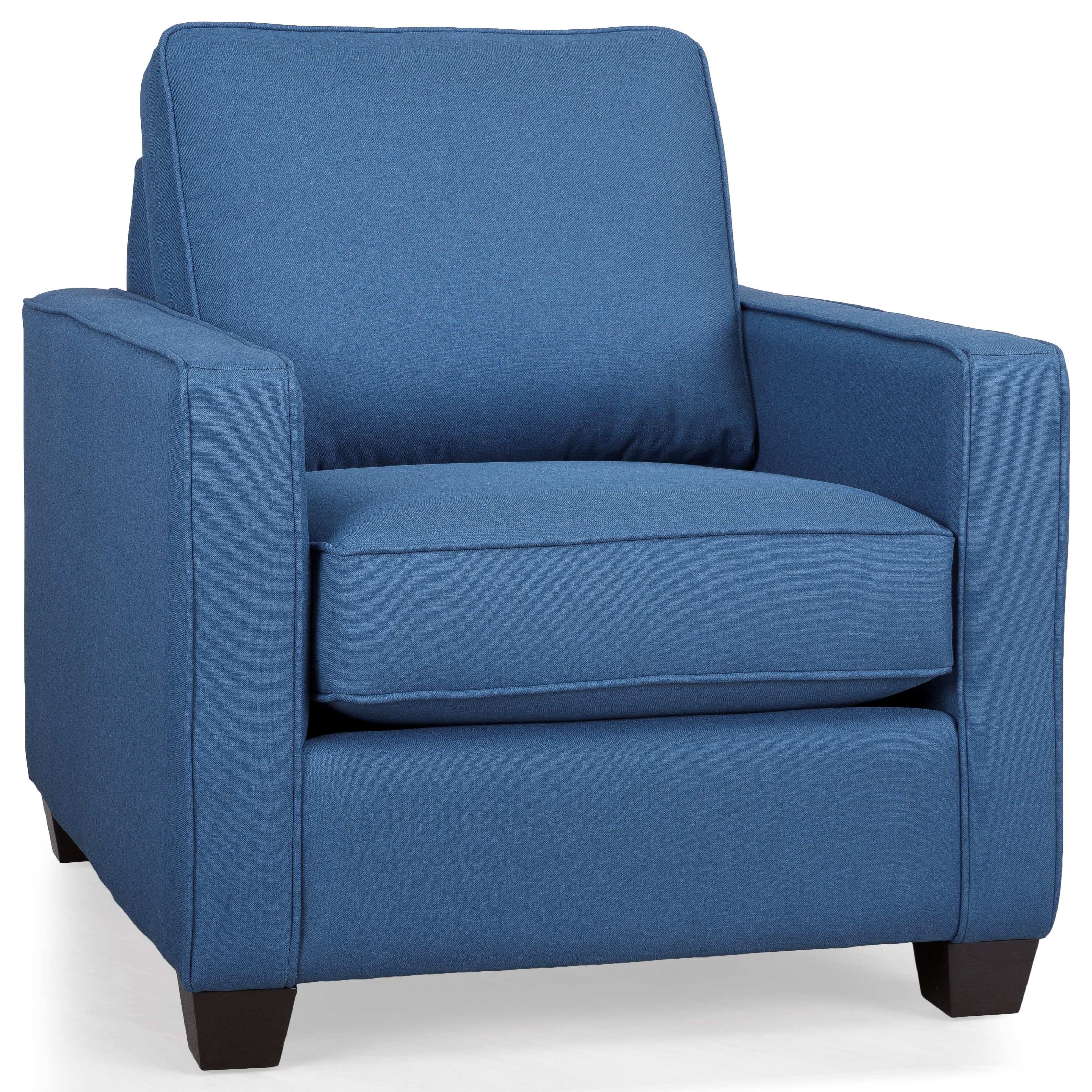 2855 Upholstered Chair by Decor-Rest at Upper Room Home Furnishings