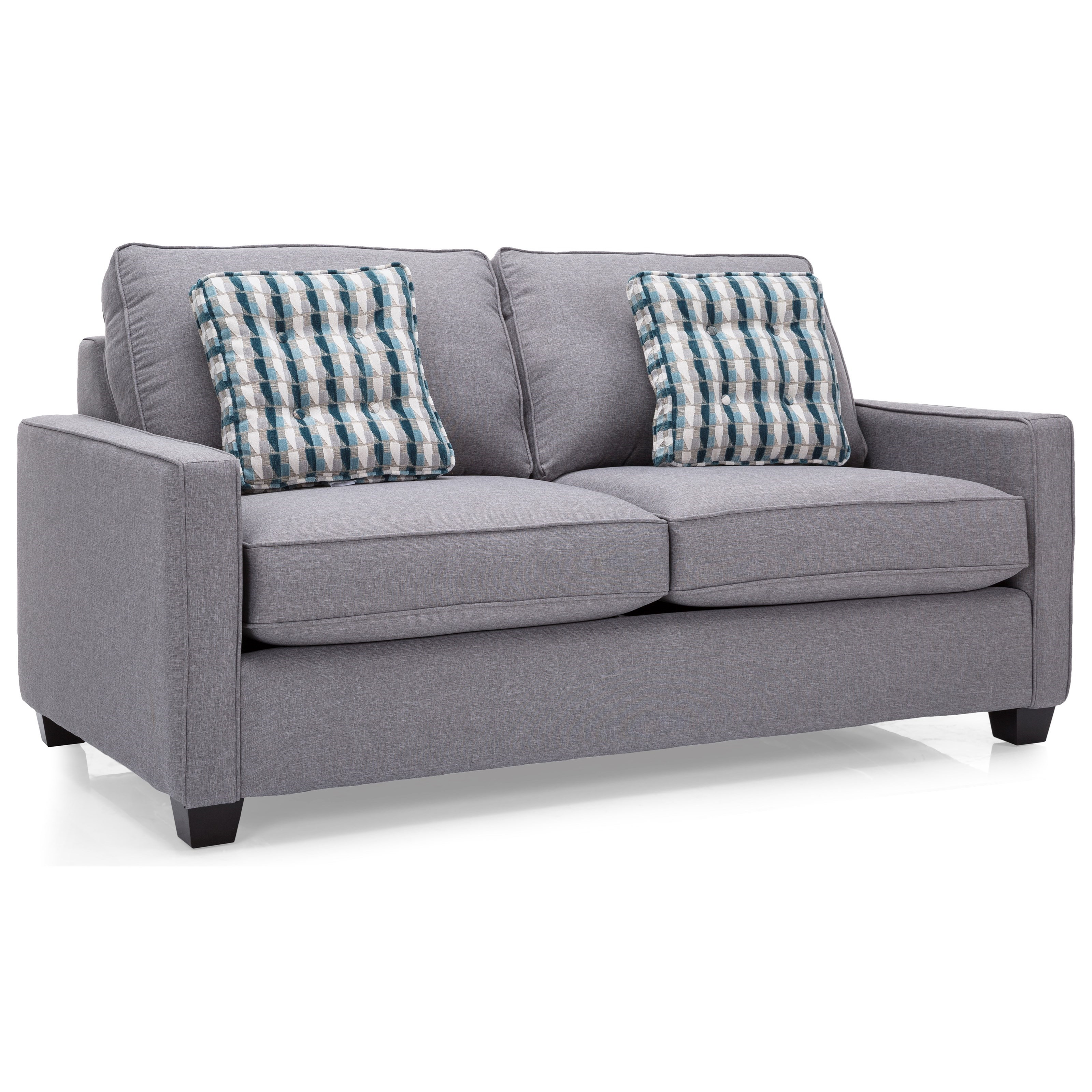 2855 Double Sleeper Sofa Bed by Decor-Rest at Johnny Janosik