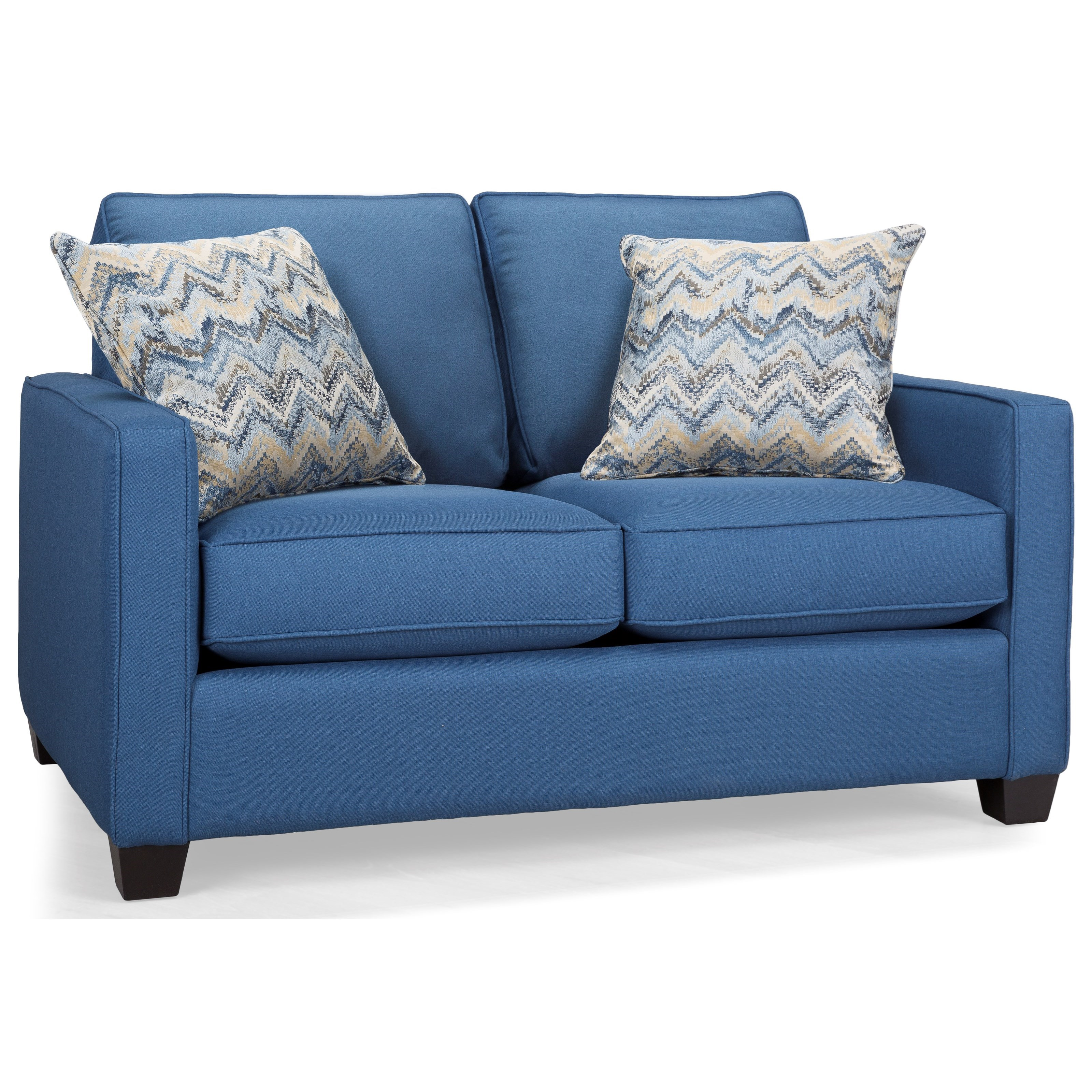 2855 Loveseat by Decor-Rest at Rooms for Less