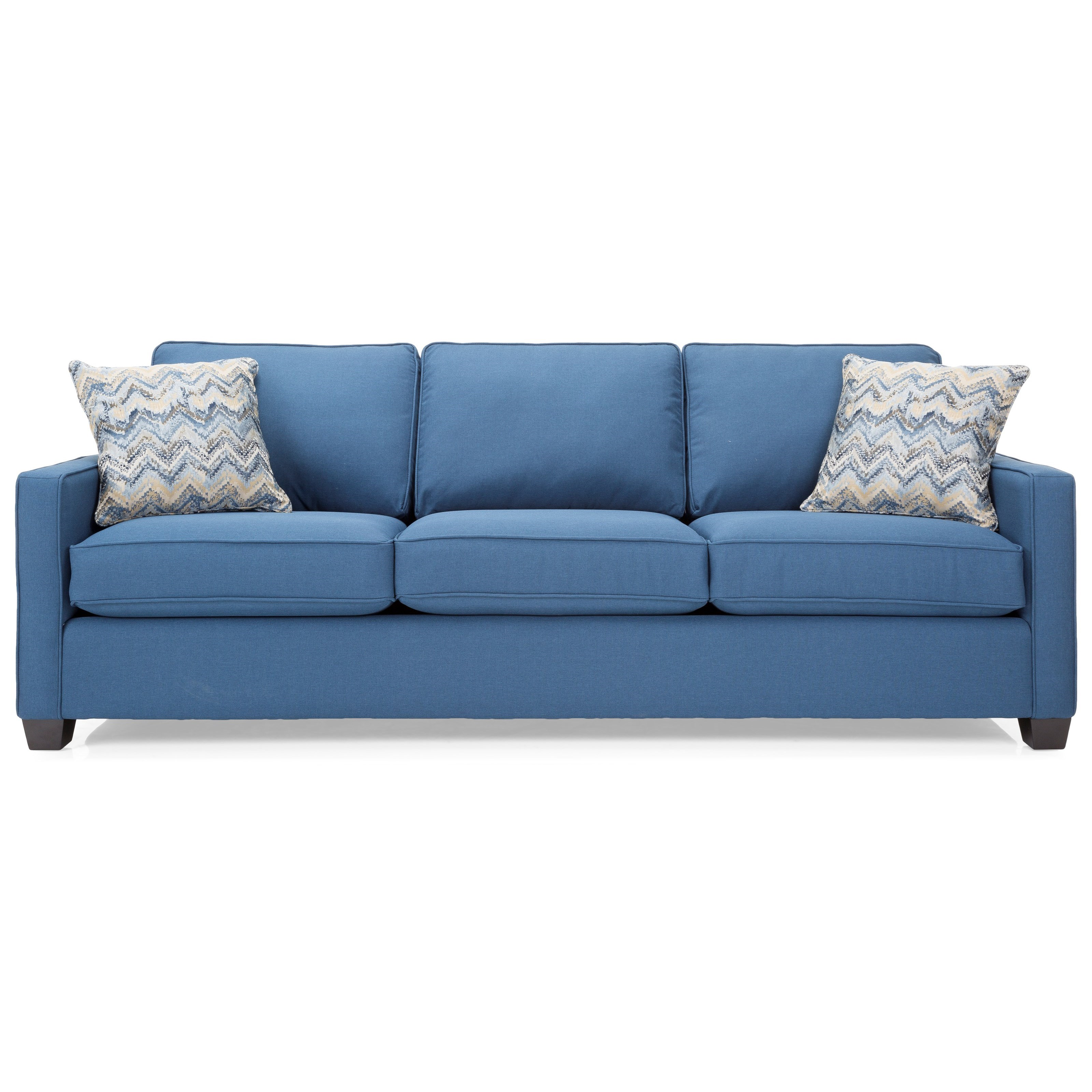 Lara Sofa by Taelor Designs at Bennett's Furniture and Mattresses
