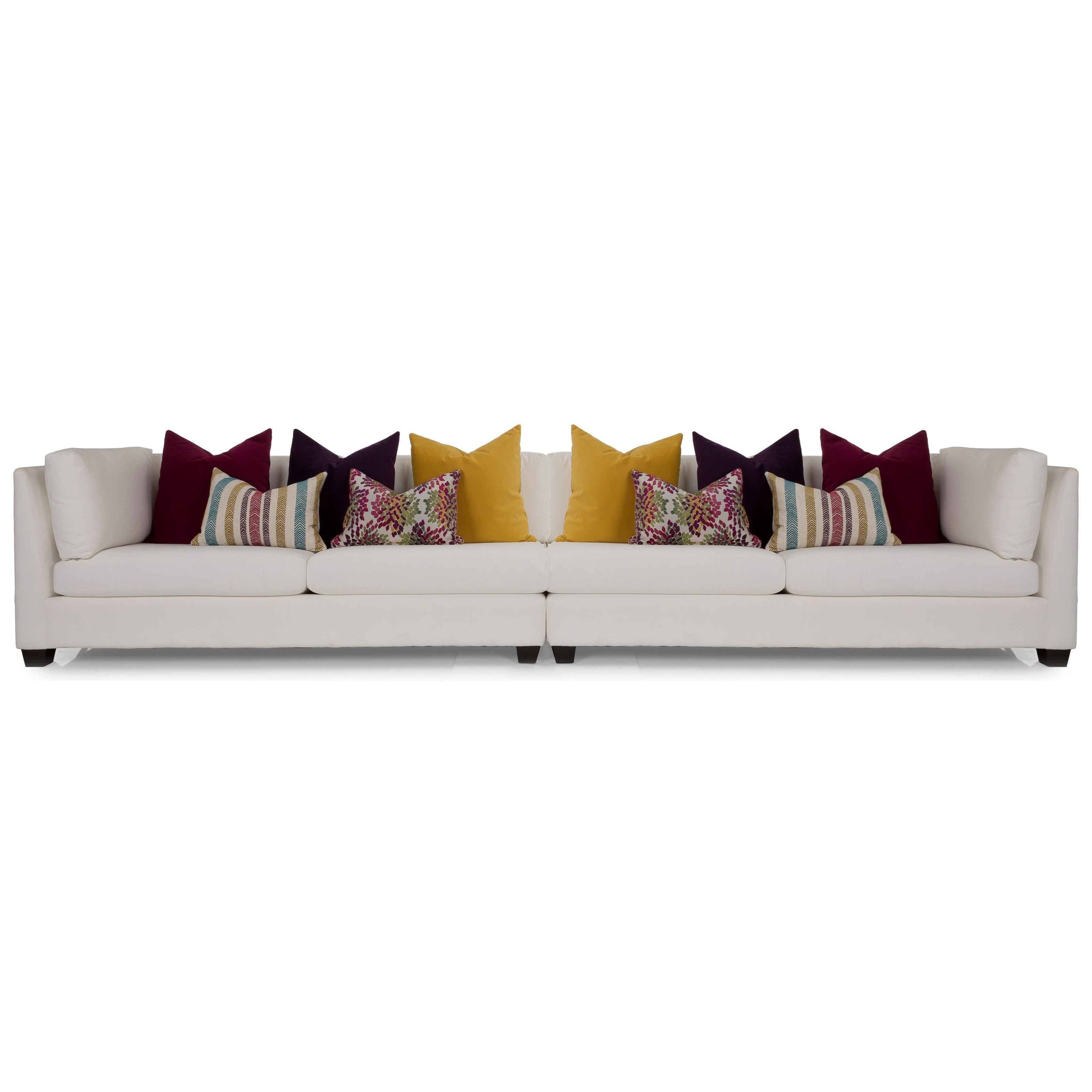 2875 Sectional Sofa by Decor-Rest at Stoney Creek Furniture
