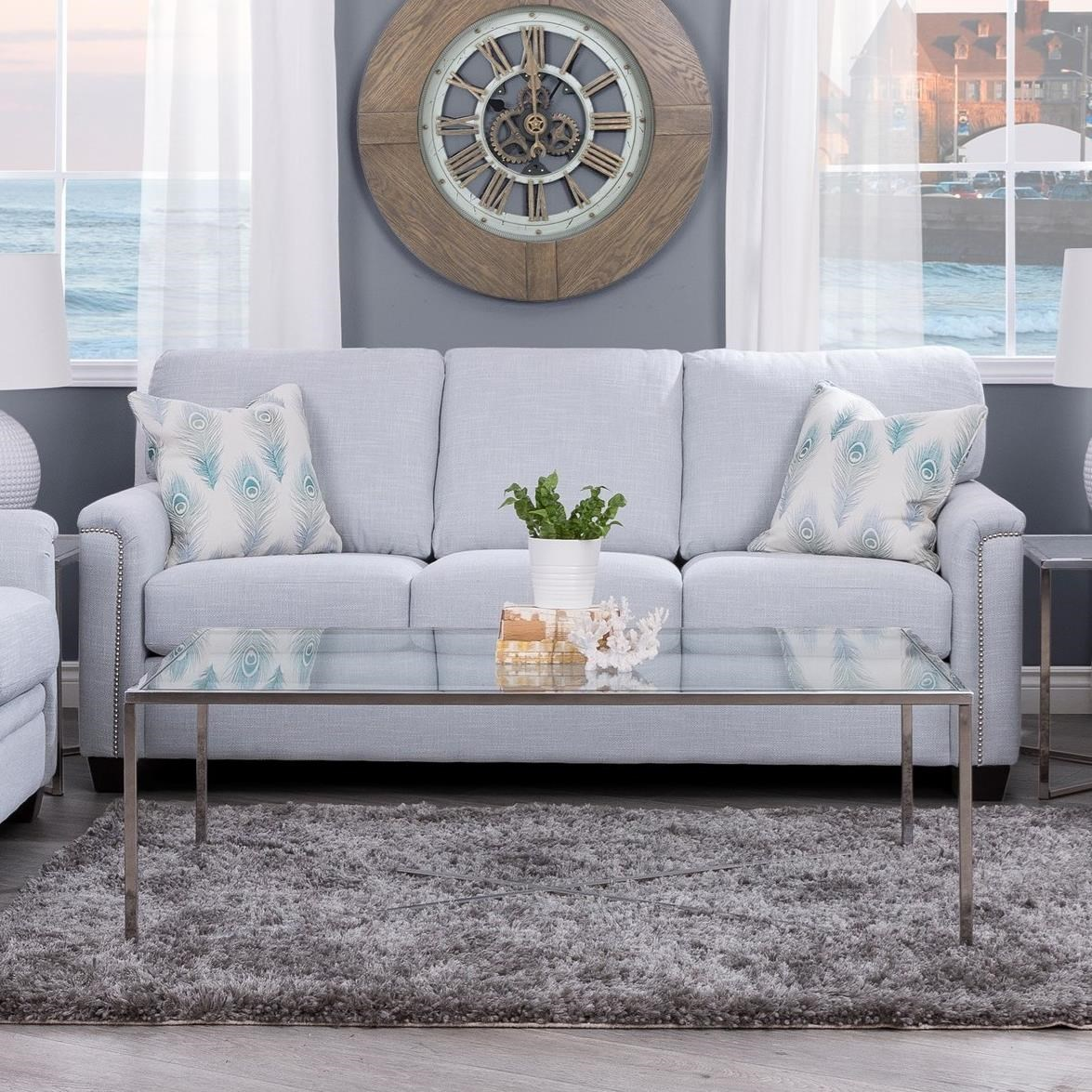 2877 Sofa by Decor-Rest at Rooms for Less