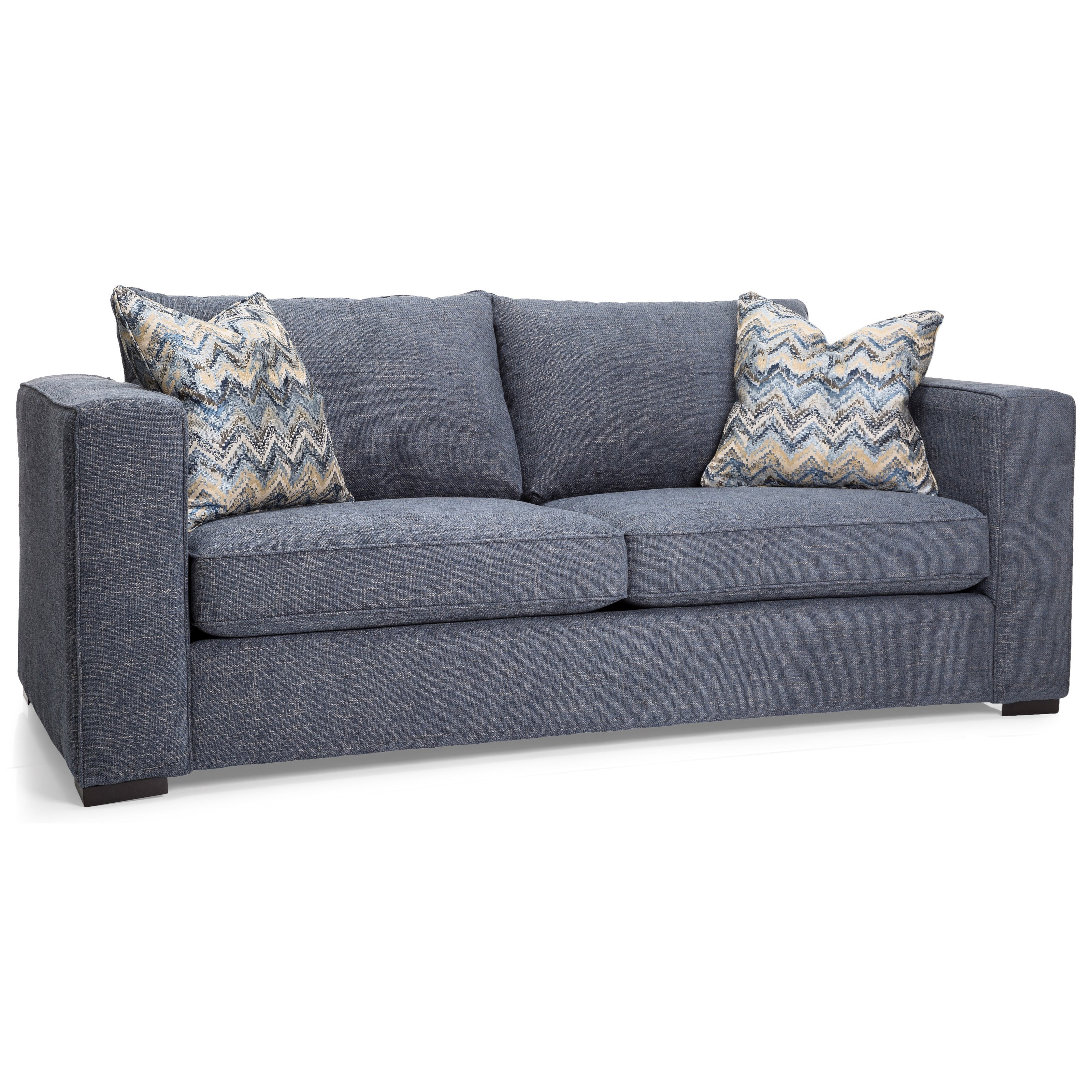2900 Sofa by Decor-Rest at Fine Home Furnishings