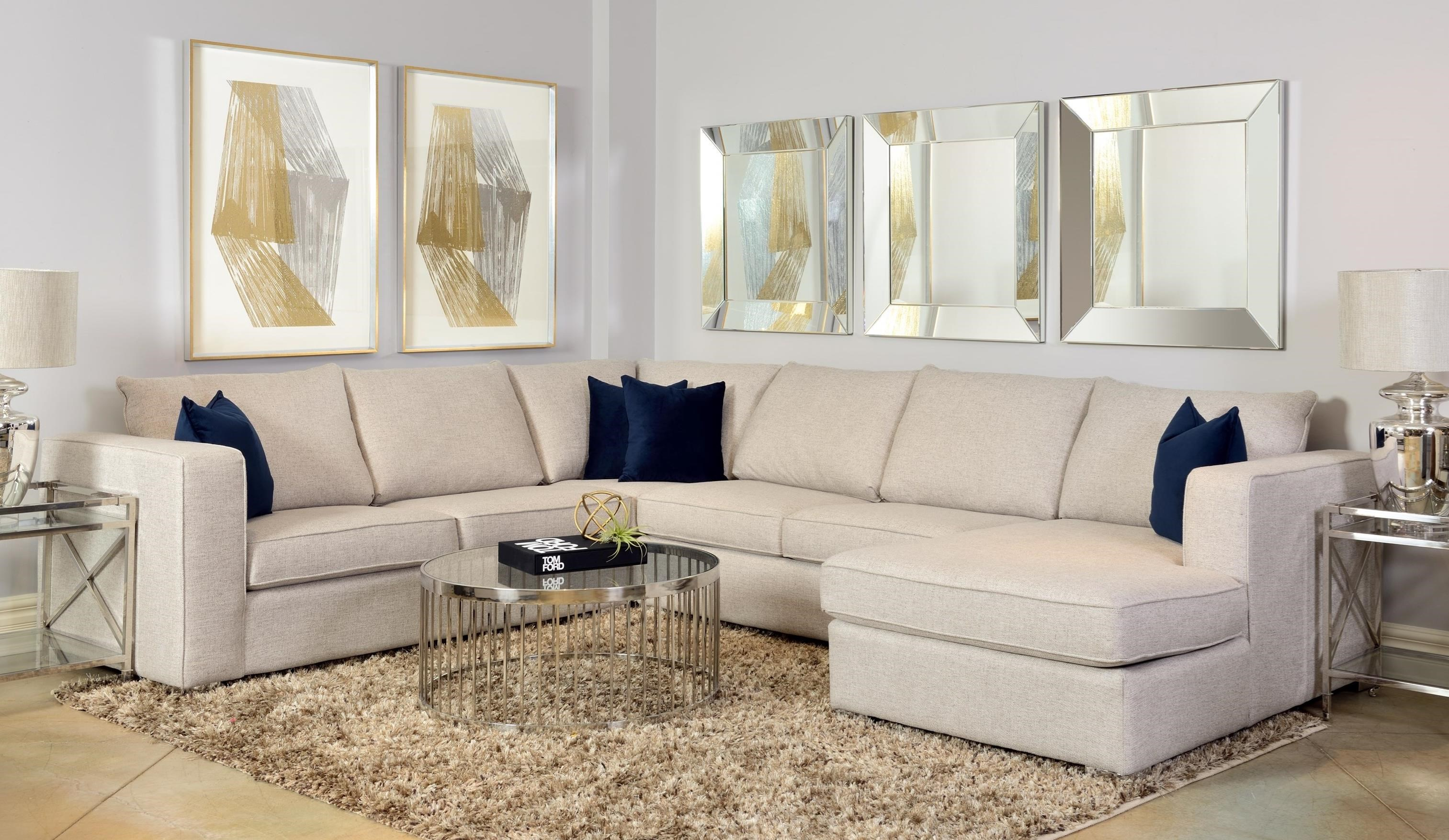2900 Sectional by Decor-Rest at Upper Room Home Furnishings