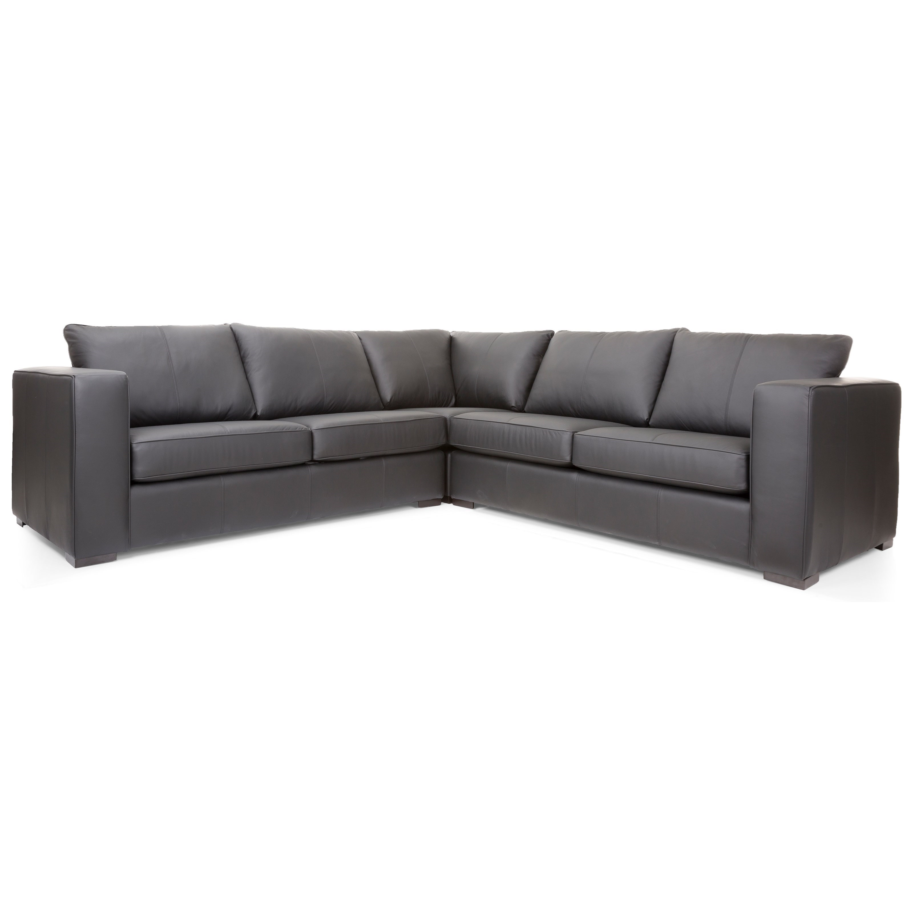 2900 Sectional Sofa by Decor-Rest at Wayside Furniture