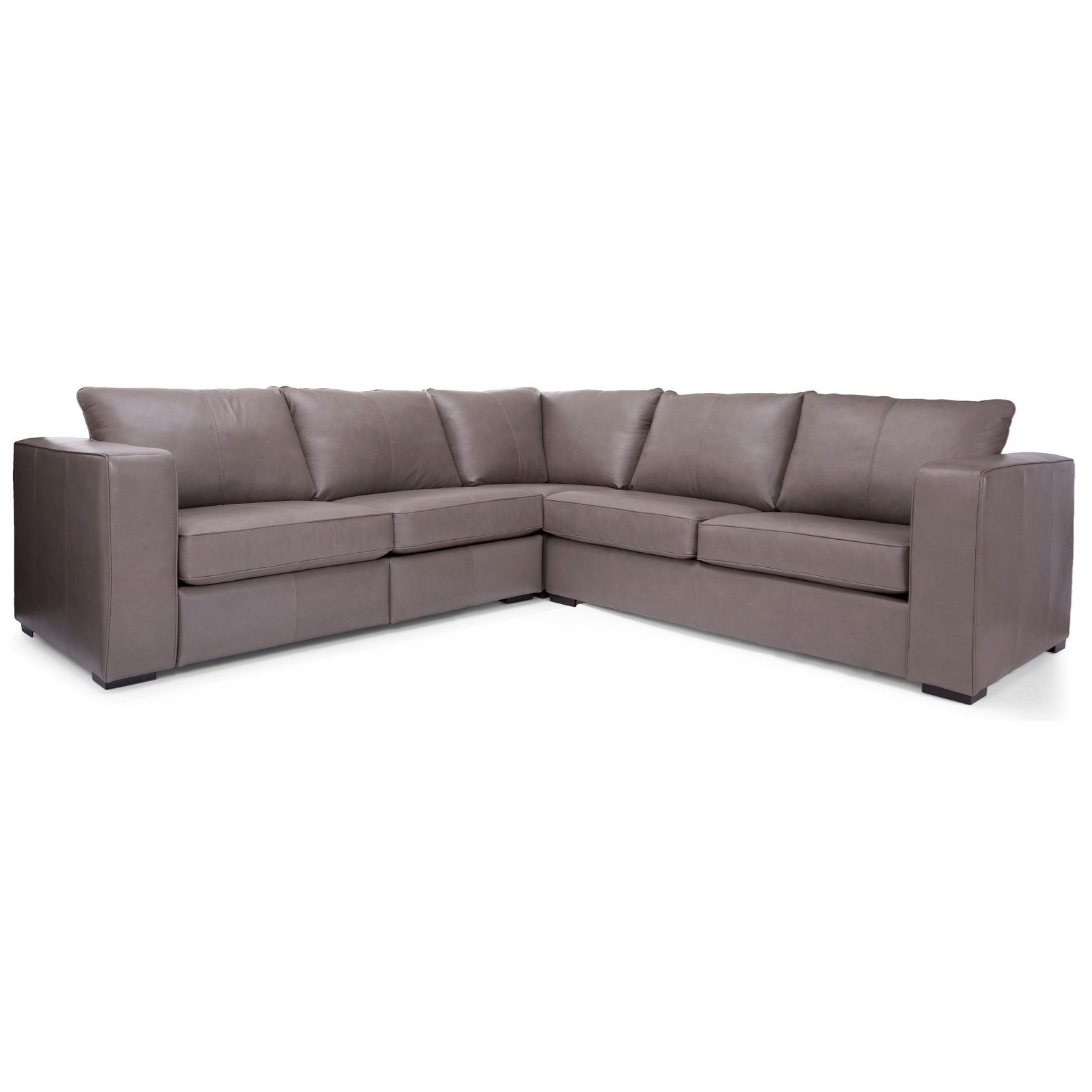 2900 L-Shape Power Reclining Sectional by Decor-Rest at Rooms for Less
