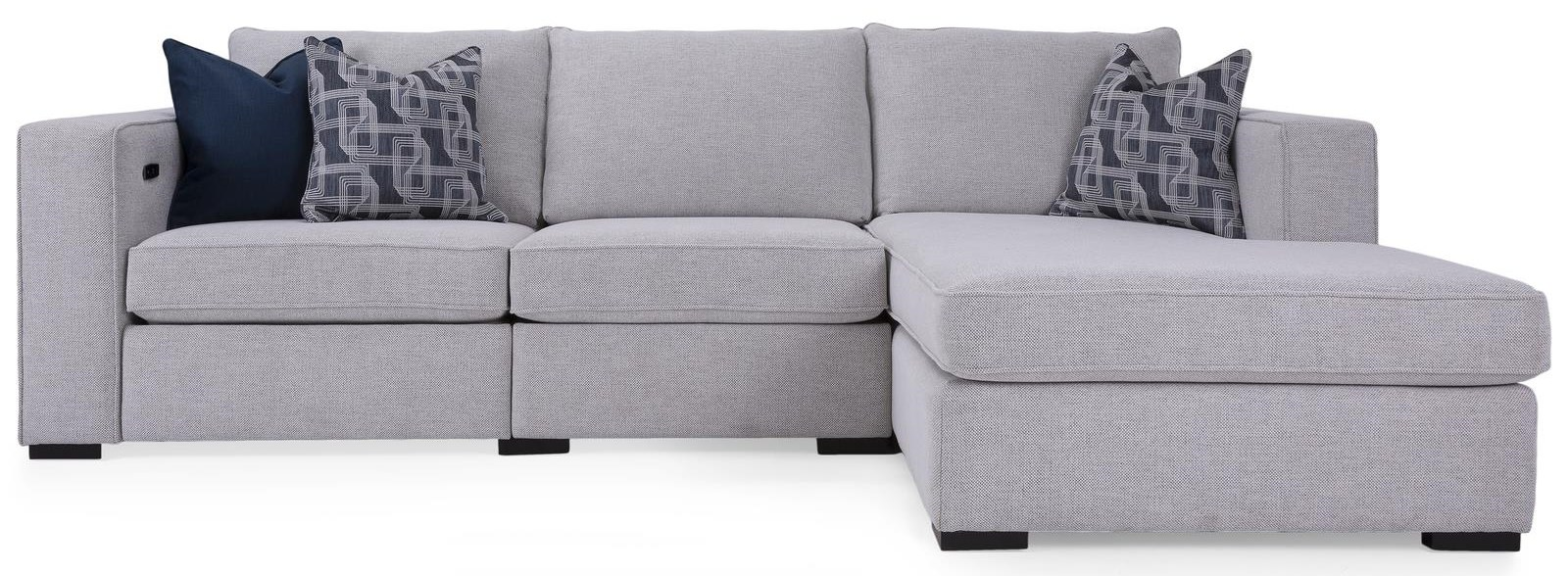 2900 Motion Sectional by Decor-Rest at Stoney Creek Furniture