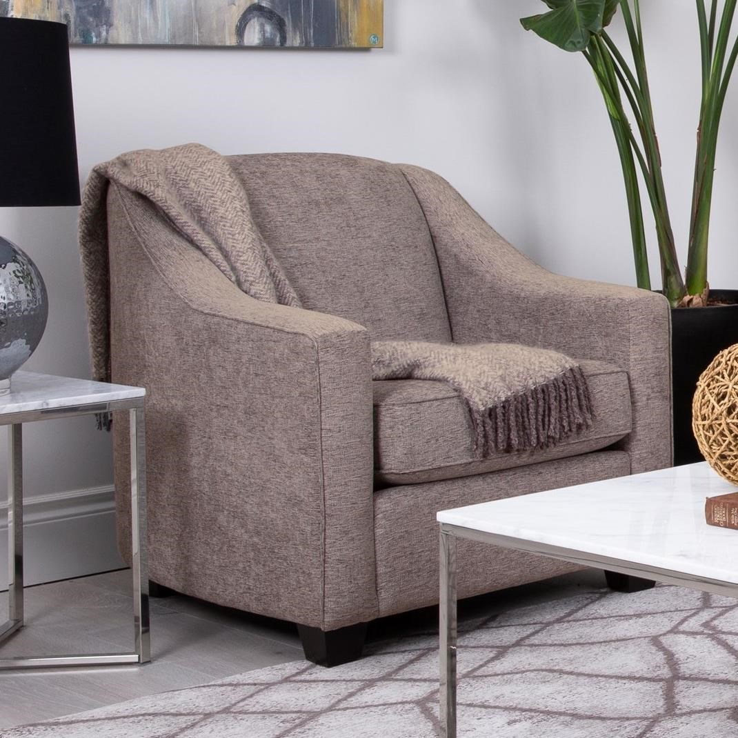 2934 Chair by Taelor Designs at Bennett's Furniture and Mattresses