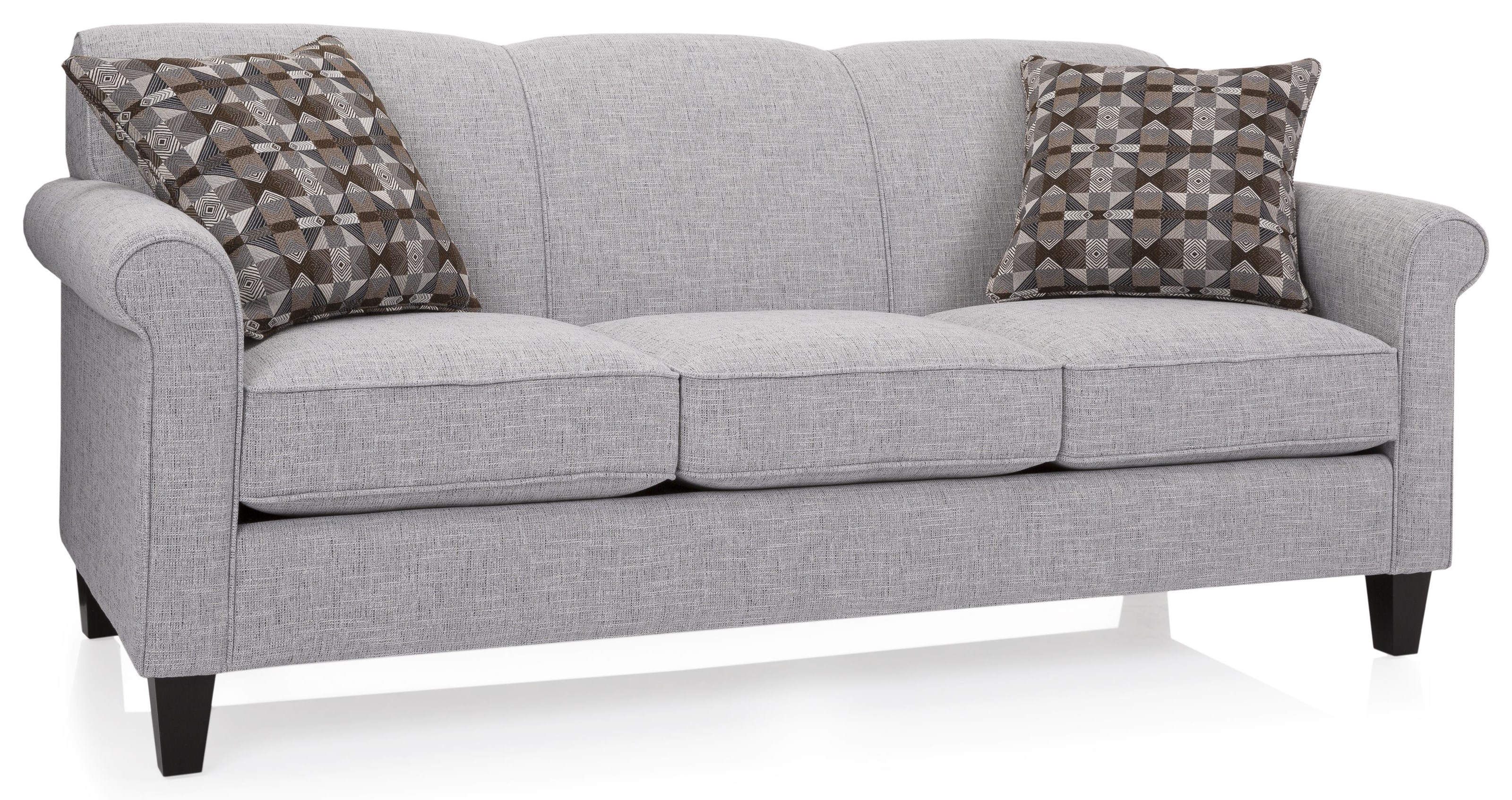 2963 Sofa by Taelor Designs at Bennett's Furniture and Mattresses