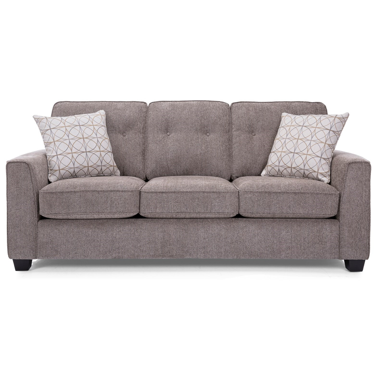2967 Sofa by Decor-Rest at Reid's Furniture