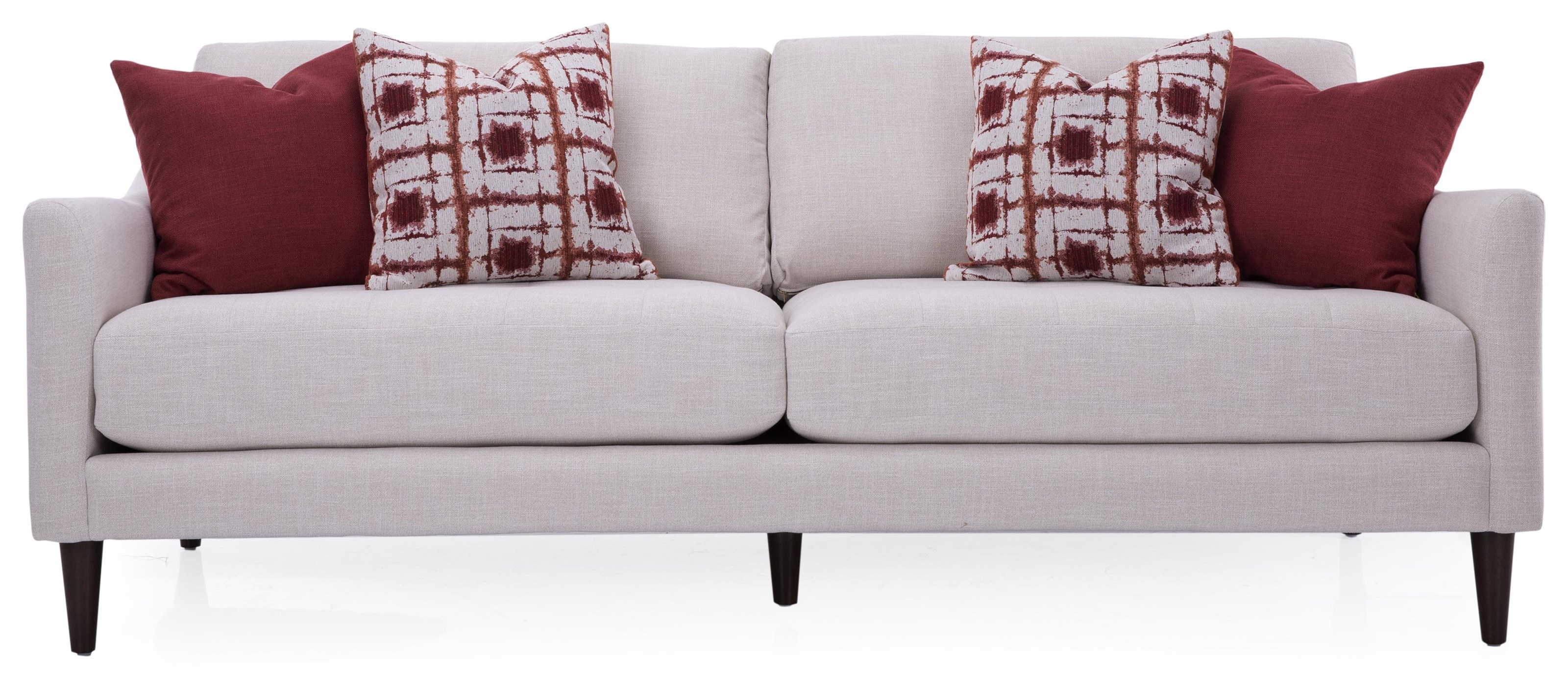 Bliss 3 Condo Sofa by Taelor Designs at Bennett's Furniture and Mattresses