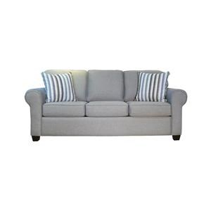 Upholstered Queen Sofabed