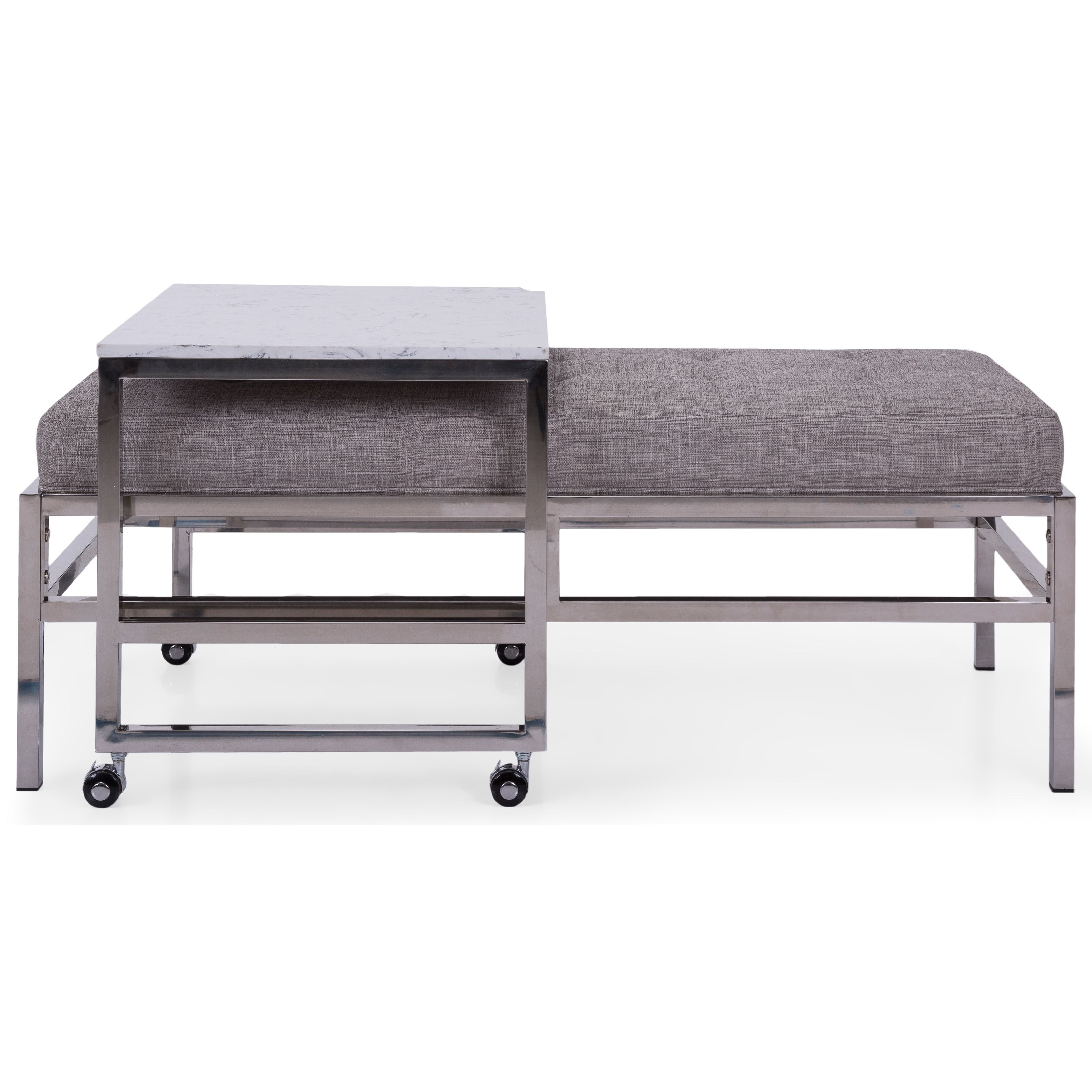 6842 Ottoman Bench by Decor-Rest at Johnny Janosik