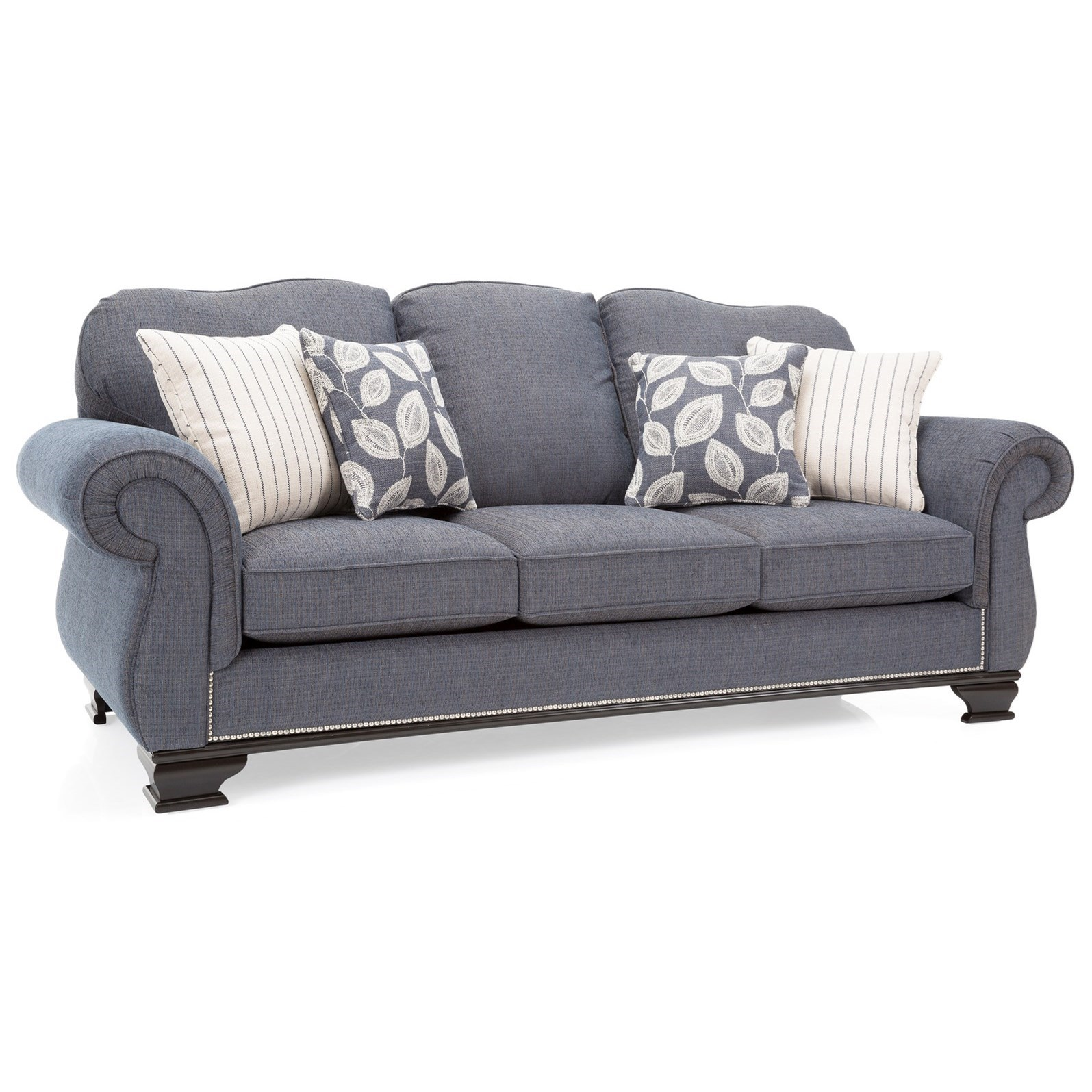 6933 Sofa by Decor-Rest at Wayside Furniture