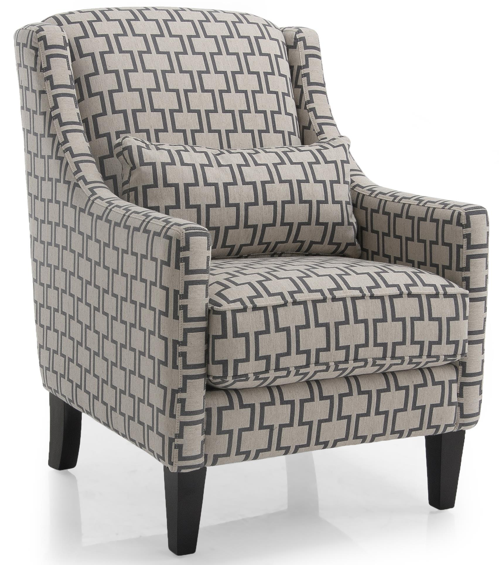 7606 Chair by Decor-Rest at Reid's Furniture