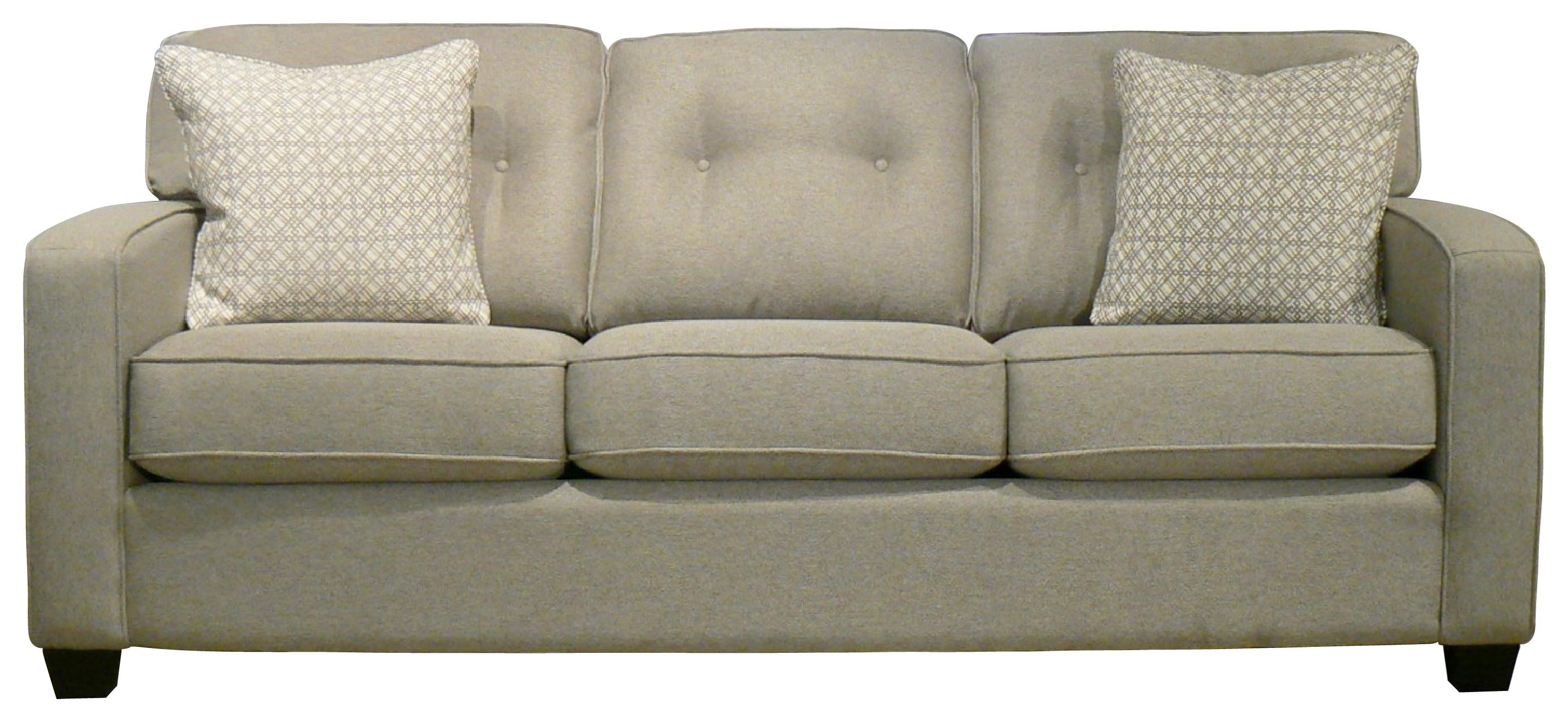 Shelby Sofa by Taelor Designs at Bennett's Furniture and Mattresses