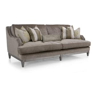 Sofa w/ Nailhead Trim