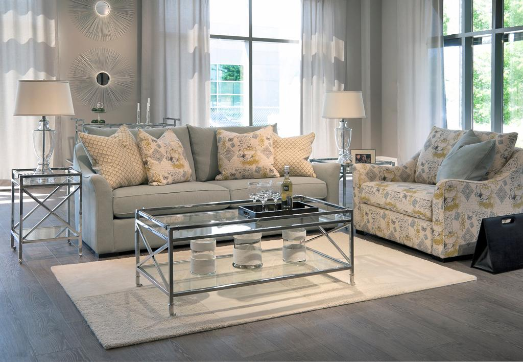 7112 Series Stationary Living Room Group by Decor-Rest at Lucas Furniture & Mattress