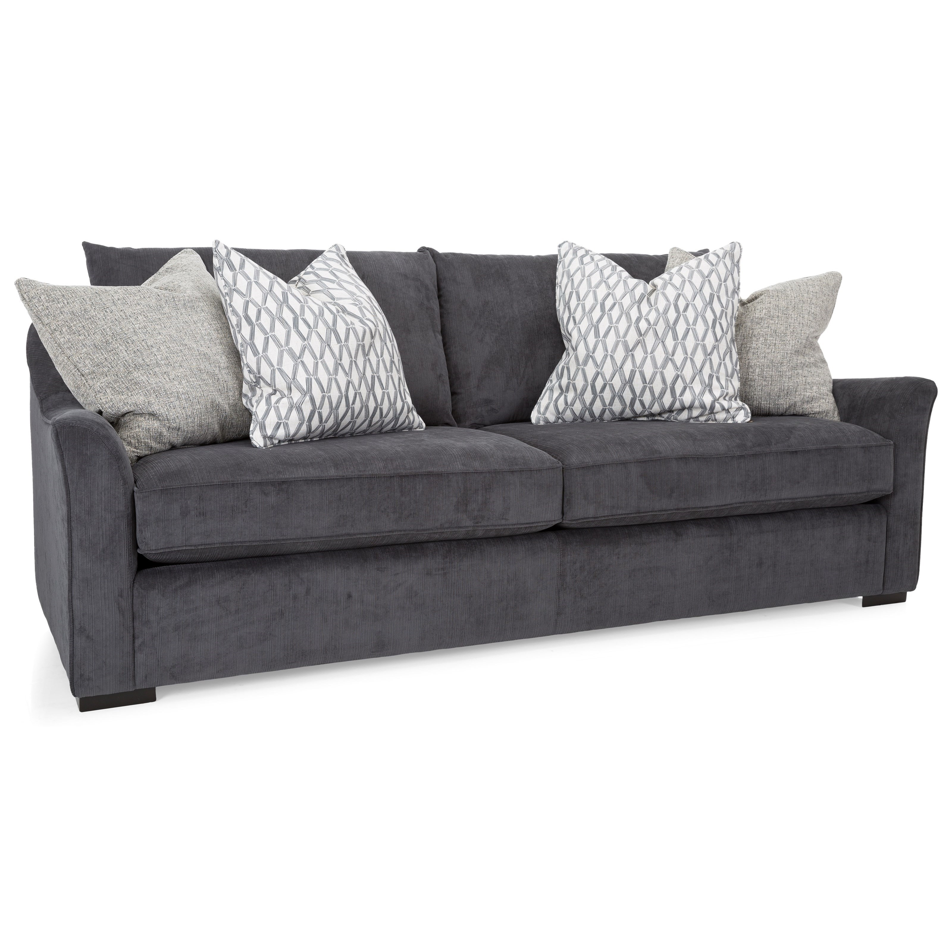 Hazel Sofa by Taelor Designs at Bennett's Furniture and Mattresses