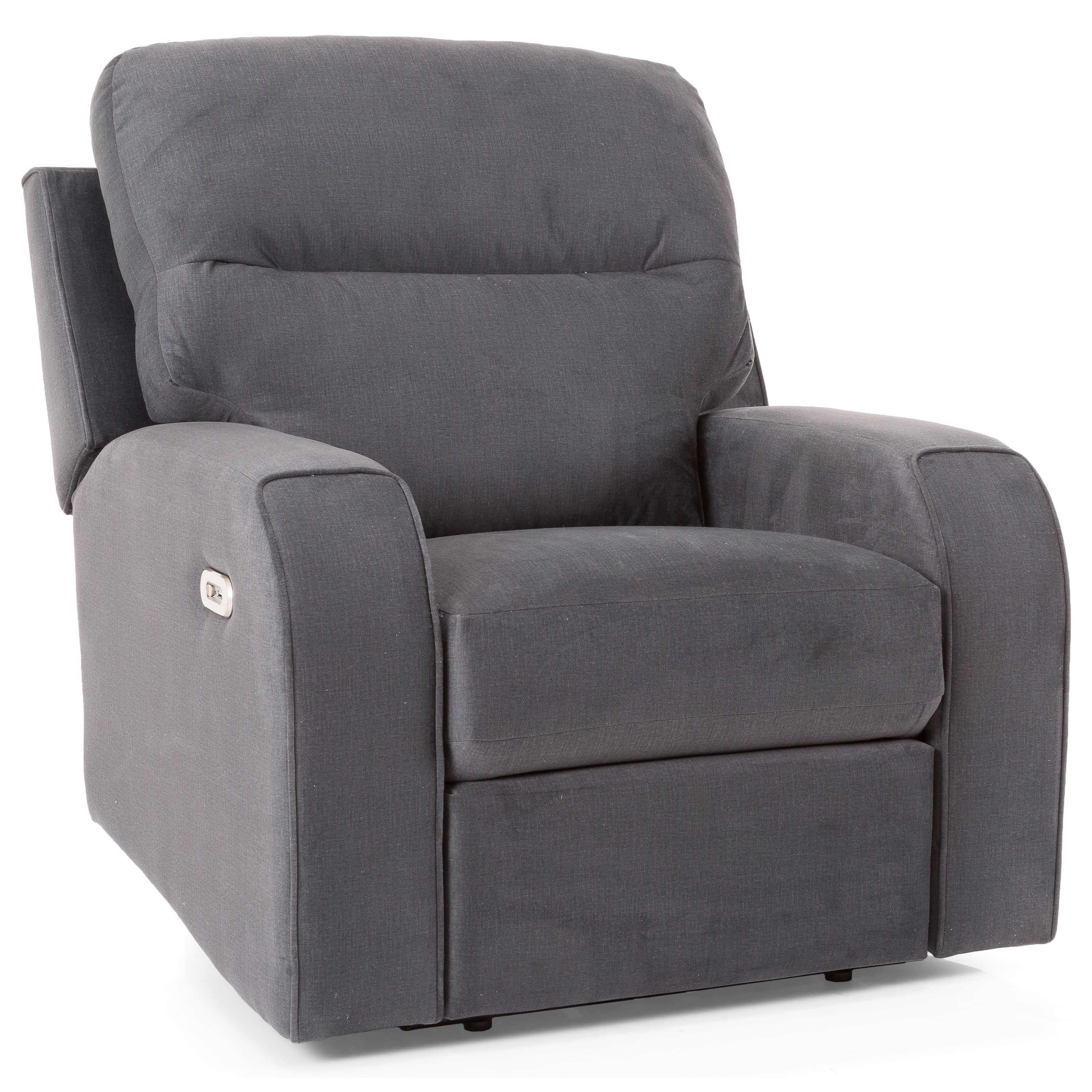M844 Power Tilt Glider Recliner by Decor-Rest at Johnny Janosik