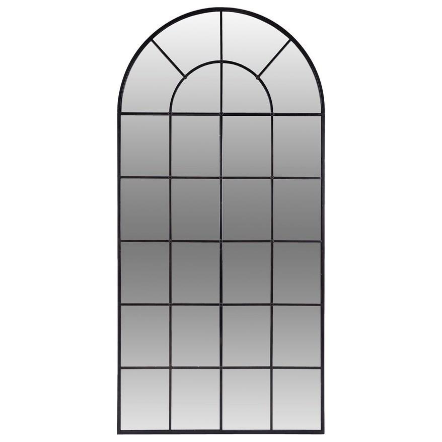 Palladium Floor Length Mirror by Decor-Rest at Johnny Janosik