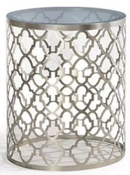 Quartrefoil End Table by Decor-Rest at Stoney Creek Furniture
