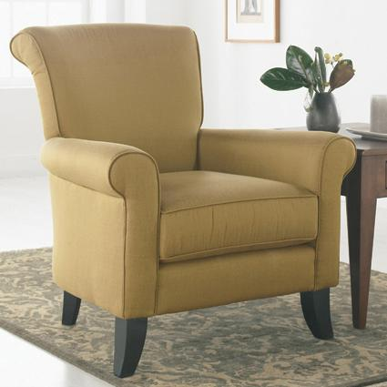 Upholstered Accents Upholstered Chair by Decor-Rest at Johnny Janosik