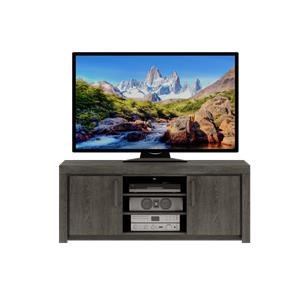 TV Console, Driftwood
