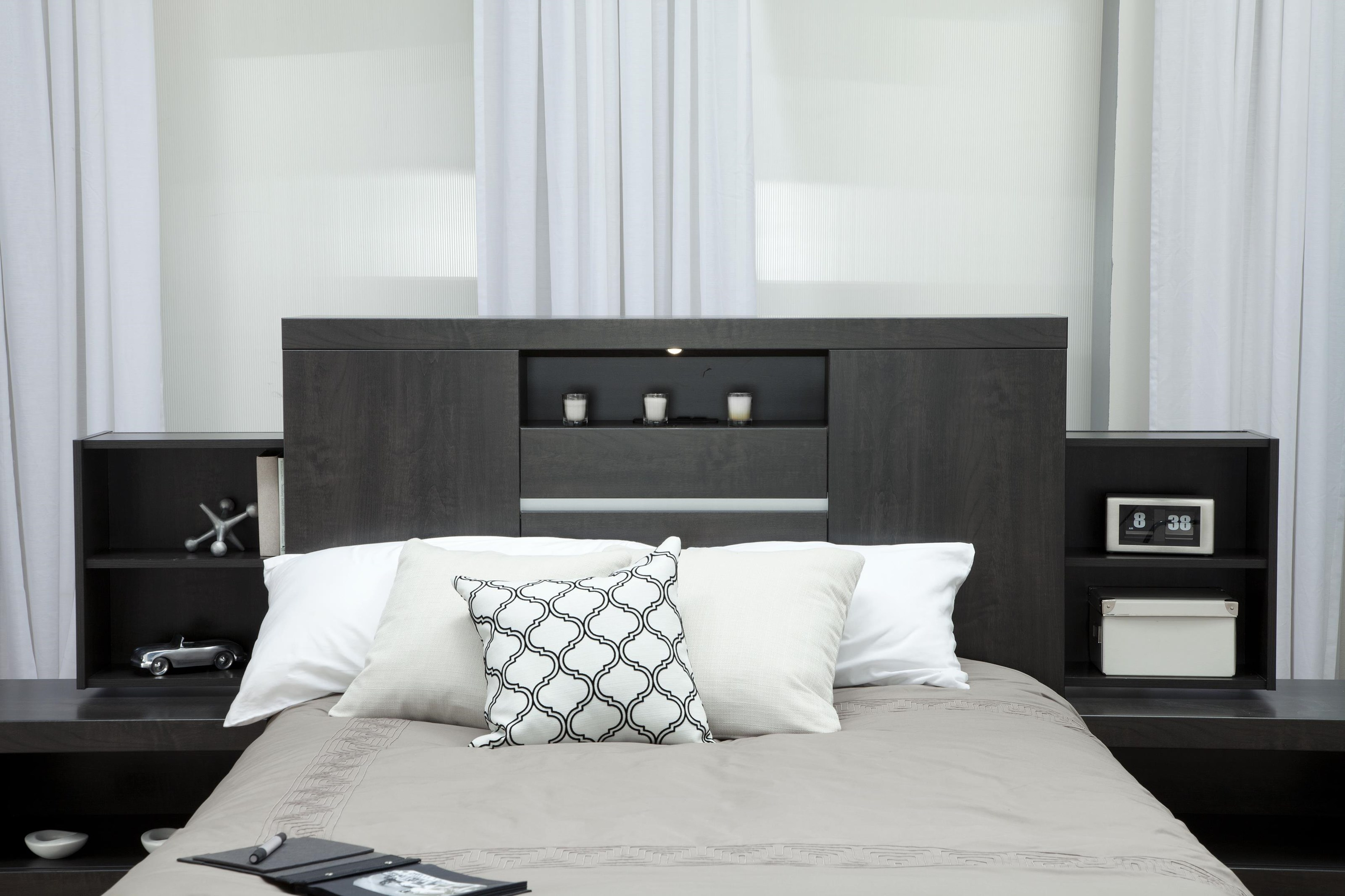 534 Captain Full size bed by Defehr at Stoney Creek Furniture