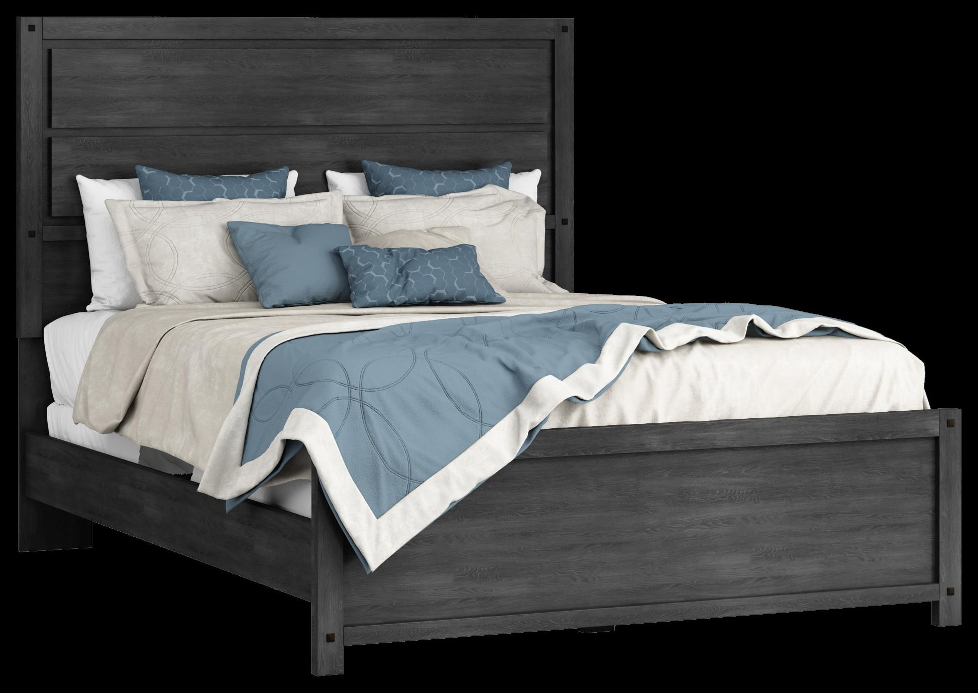 607 Queen Bed by Defehr at Stoney Creek Furniture