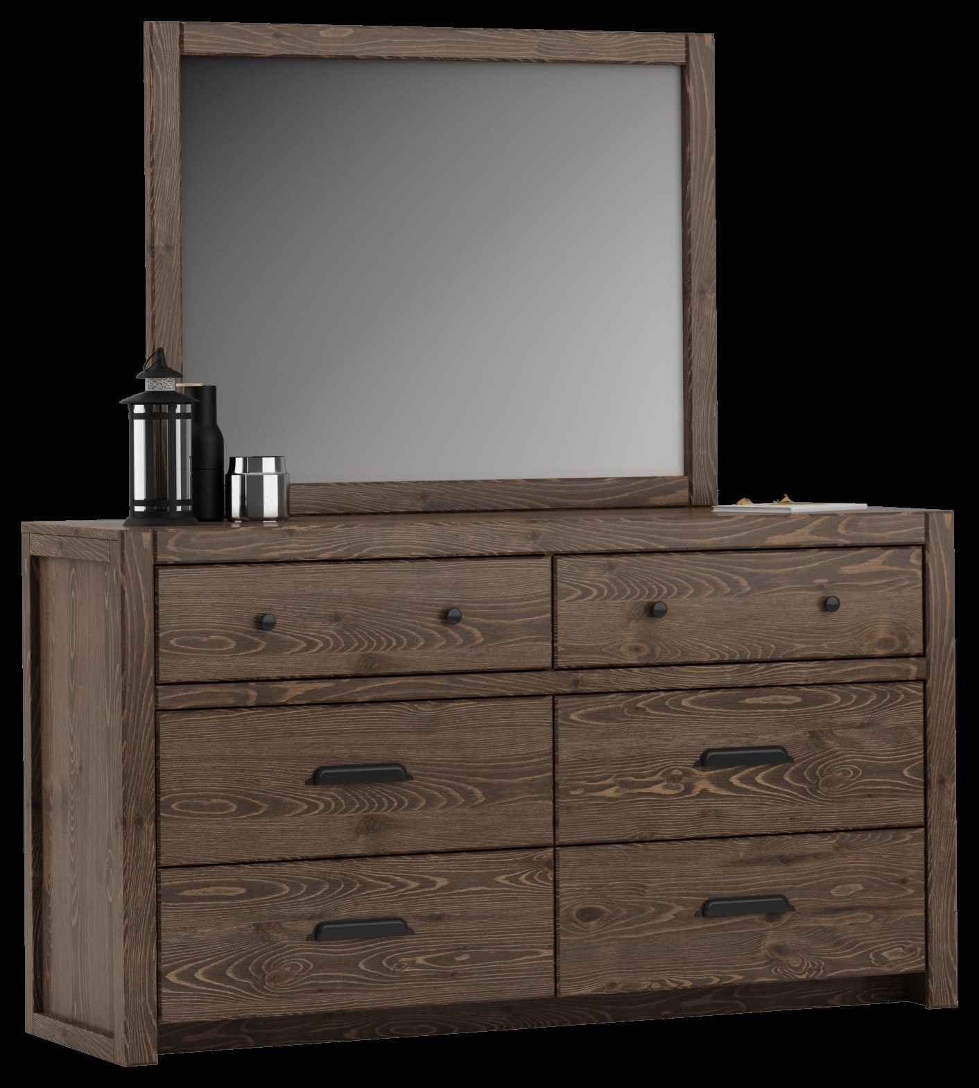 650 Dresser - 6 drawer by Defehr at Stoney Creek Furniture