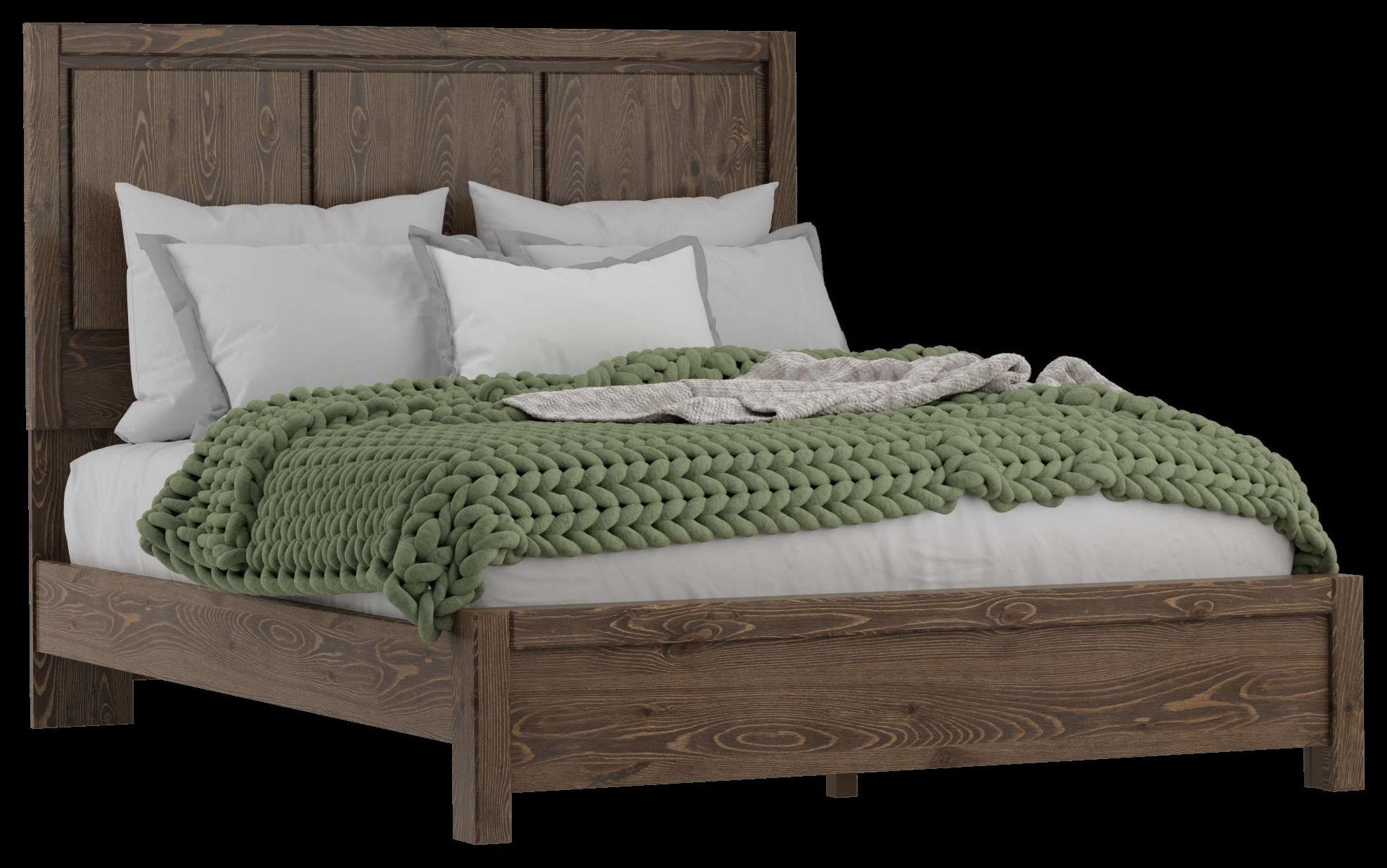 650 Queen Panel Bed by Defehr at Stoney Creek Furniture