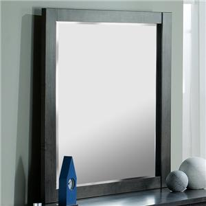 Contemporary Framed Landscape Mirror