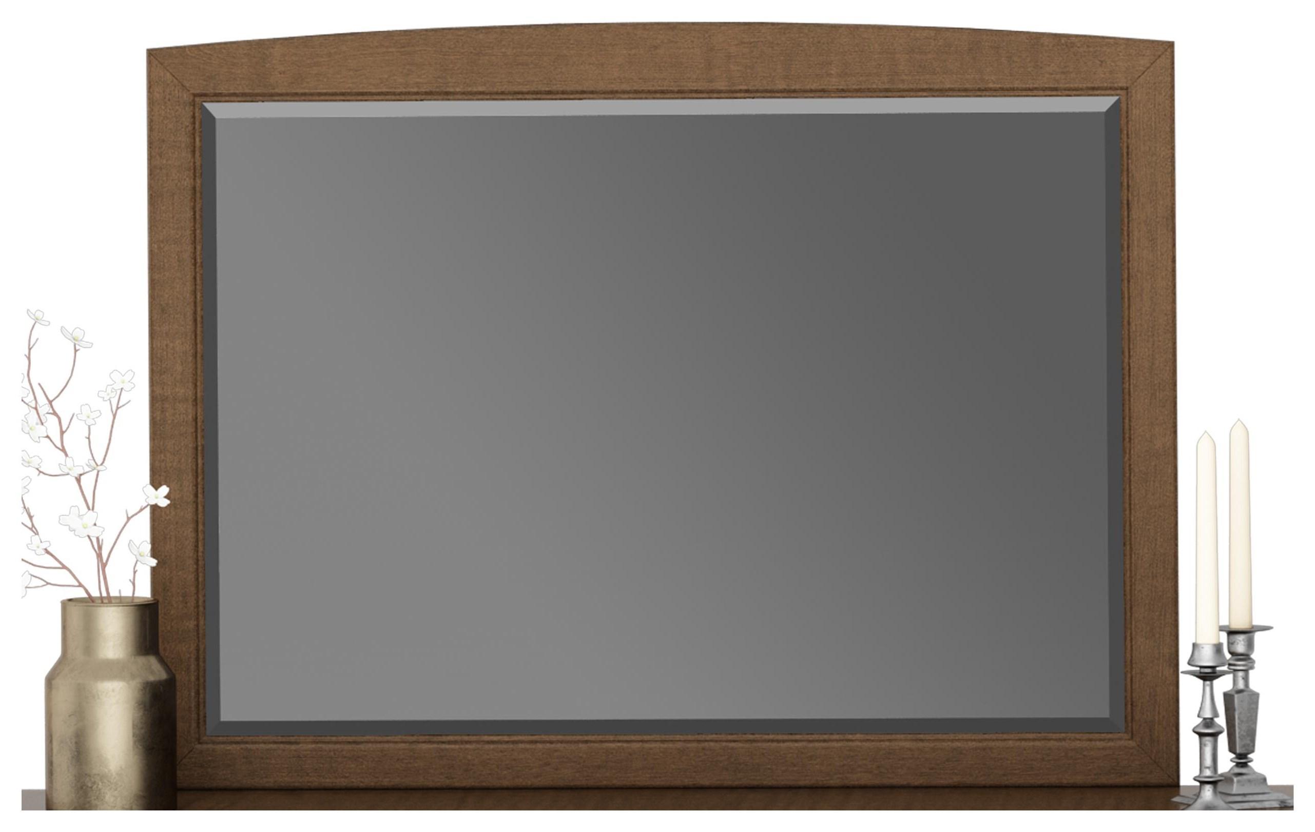 Sienna Landscape Mirror by Defehr at Stoney Creek Furniture